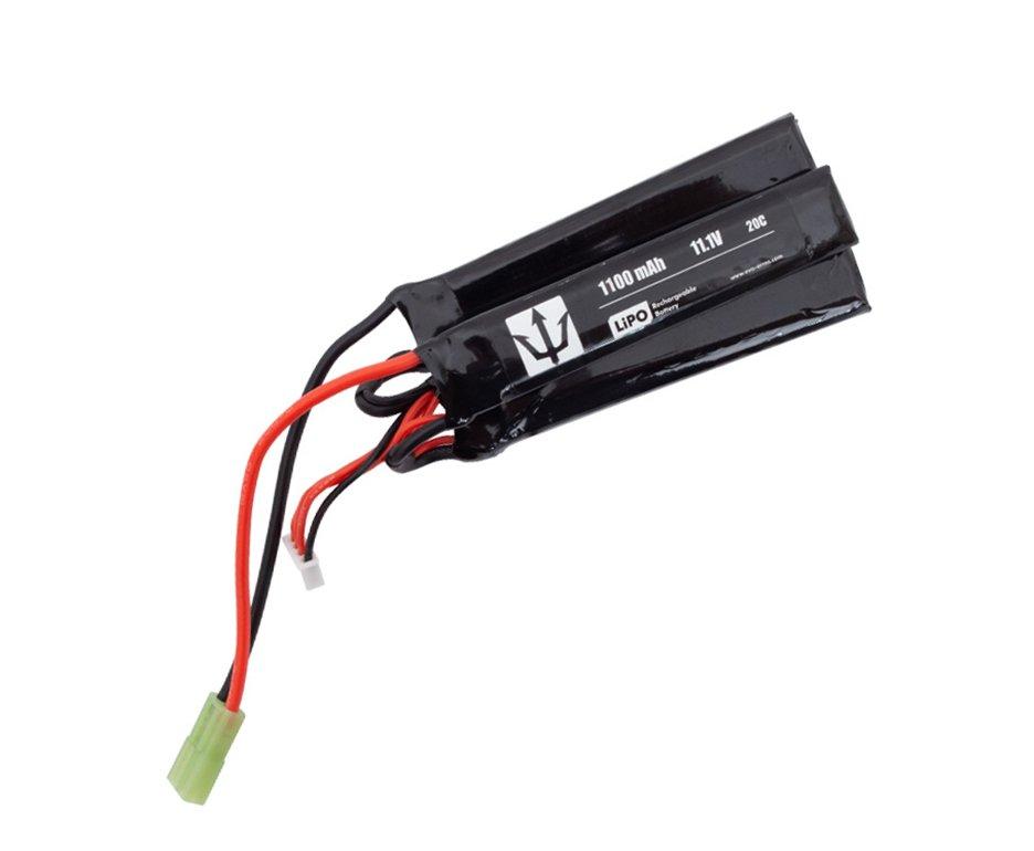 Bateria Lipo Lithium 1100mah 11.1v 20c - Evo