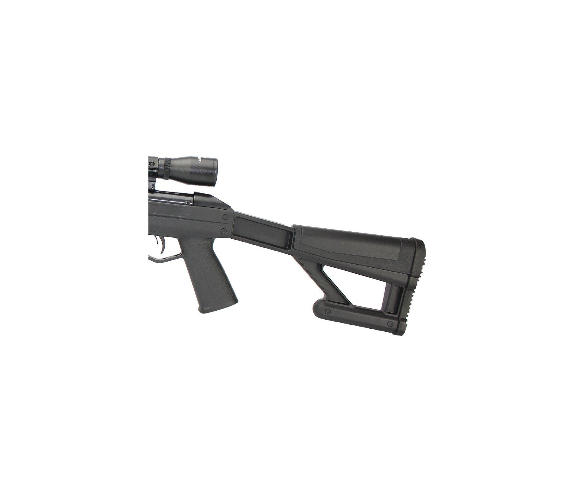 Carabina De Pressão Tr22 + Luneta 4x32 Center Point - Cal 5.5mm - Crosman