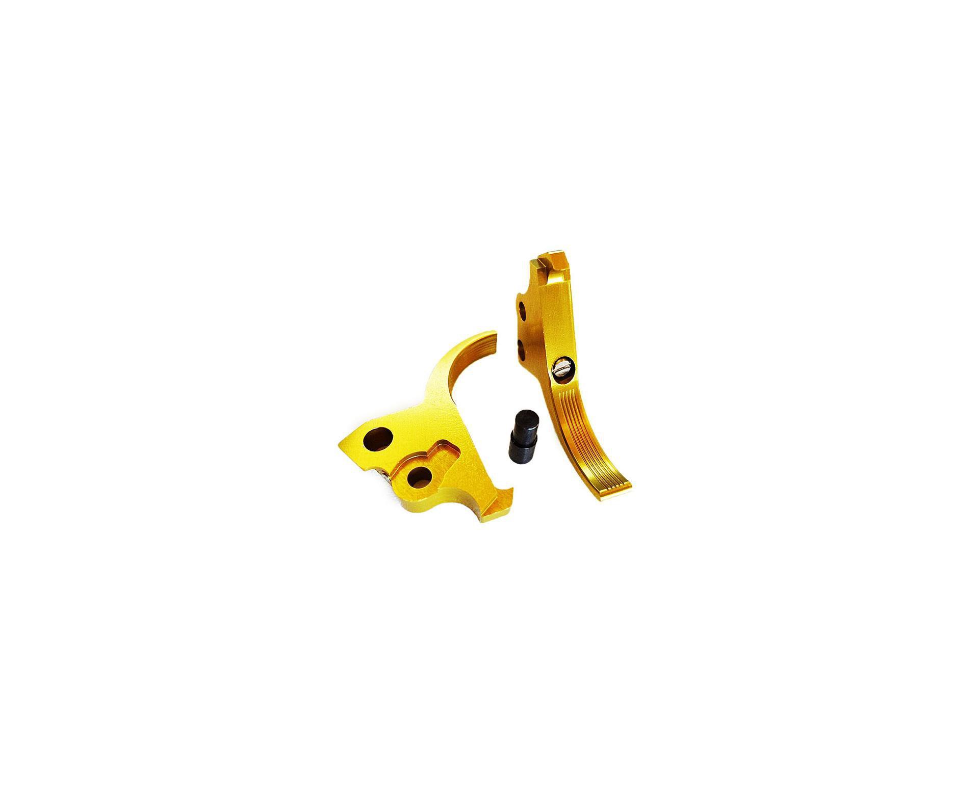 Lâmina Do Gatilho Ajustável Carabina Gamo Modelo Novo Todas - Quickshot