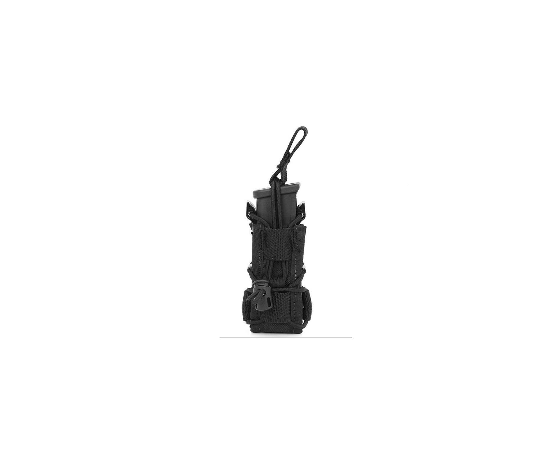 Fast Pistol Cordura 1000 Black Forhonor