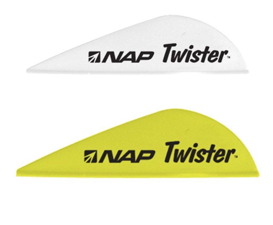 Twister Vanes 12 Brancos / 24 Amarelos - Nap