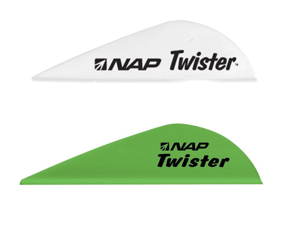 Twister Vanes 12 Brancos / 24 Verdes - Nap
