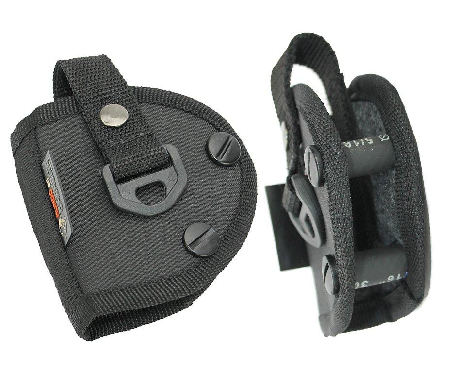 Coldre De Cintura Para Pistola 24/7, Glock, Pt92 Outras - Canhoto - Mdc