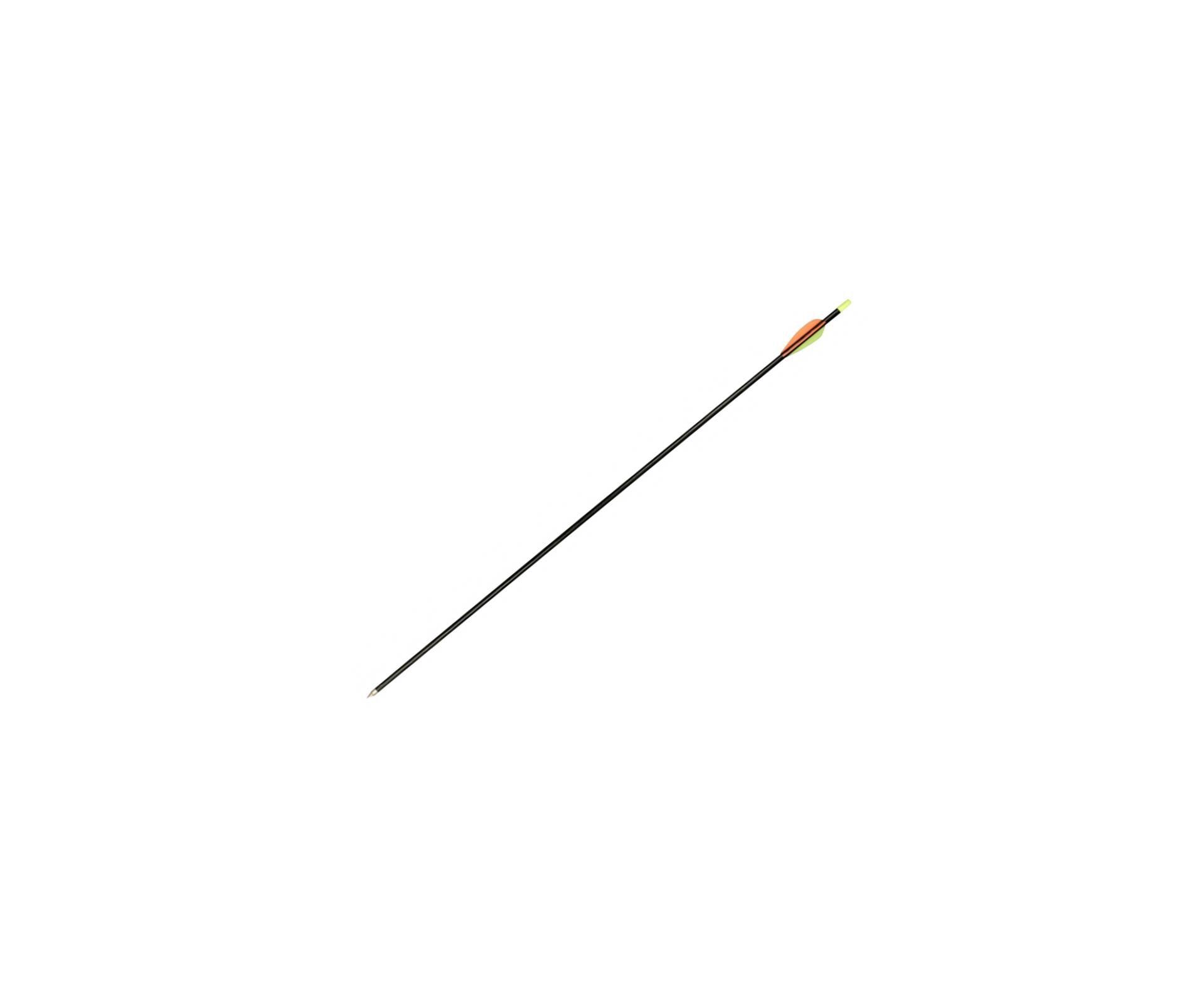 """Flecha De Fibra De Vidro Para Arcos 30"""" - Man Kung"""
