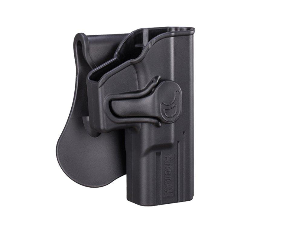 Coldre Para Pistola Glock Modelo 19, 25 E Ics Ble-xae Series - Amomax