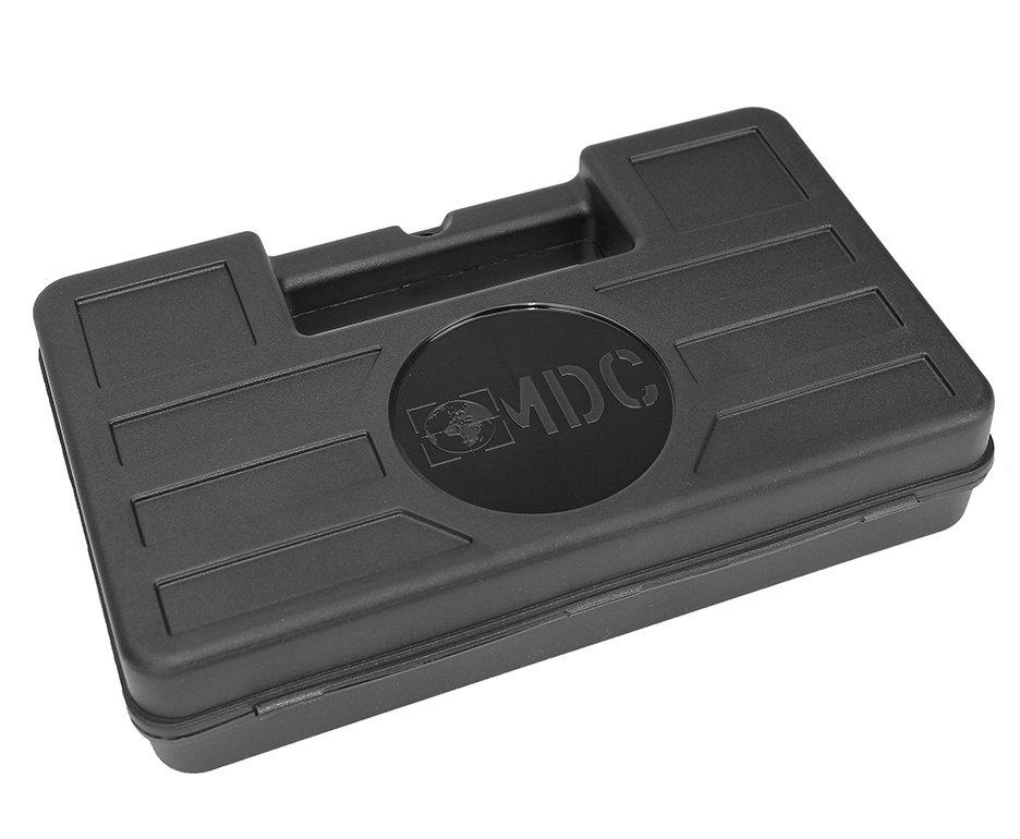 Maleta/case Rigido Para Pistolas - Mdc