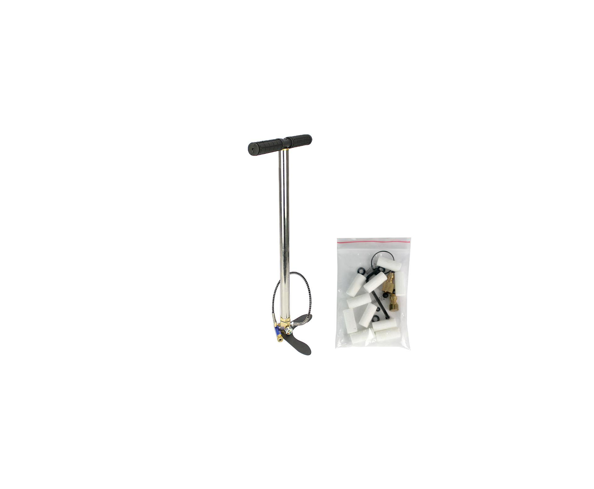 Bomba Hand Pump Pneumatica Manual Pcp 300bar - Fxr