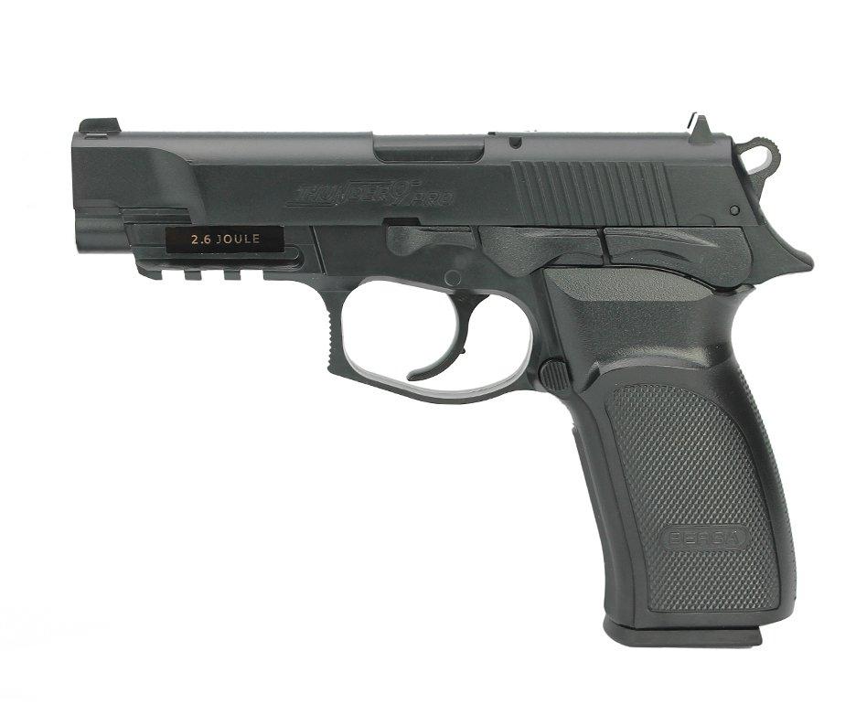 Pistola De Pressão Co2 Asg Bersa Thunder 9 Pro 4,5mm
