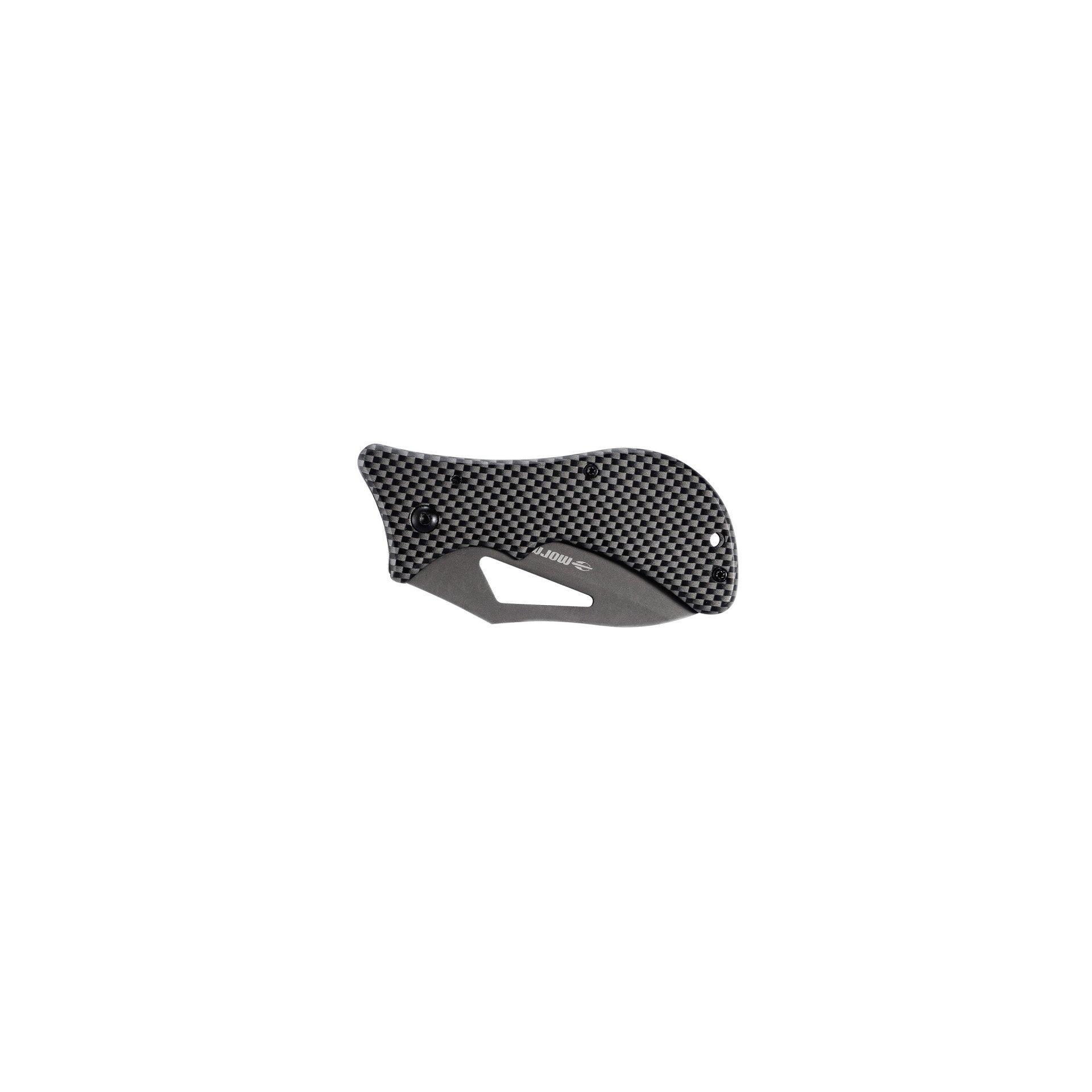 Canivete Tatico Carbon Ii Black - Mormaii