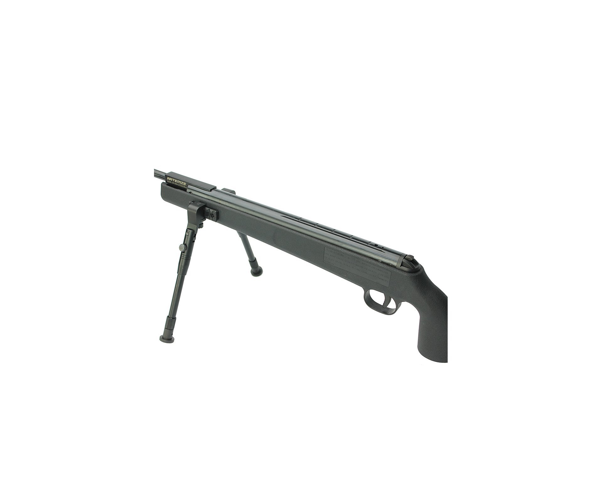 Carabina De Pressão Artemis Gp 1250 Sniper Gas Ram 70kg Black 5,5mm