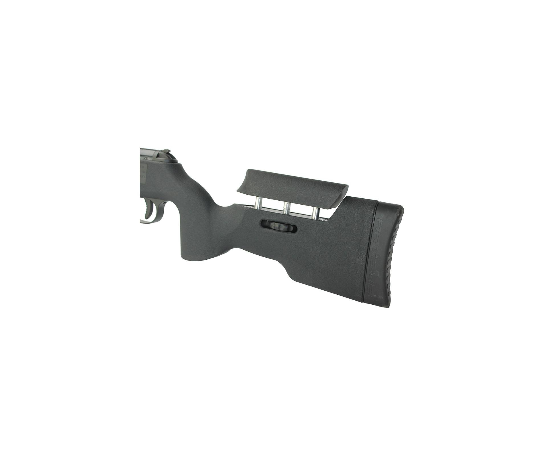 Carabina De Pressão Artemis Gp 1250 Sniper Gas Ram 70kg Black 4.5mm