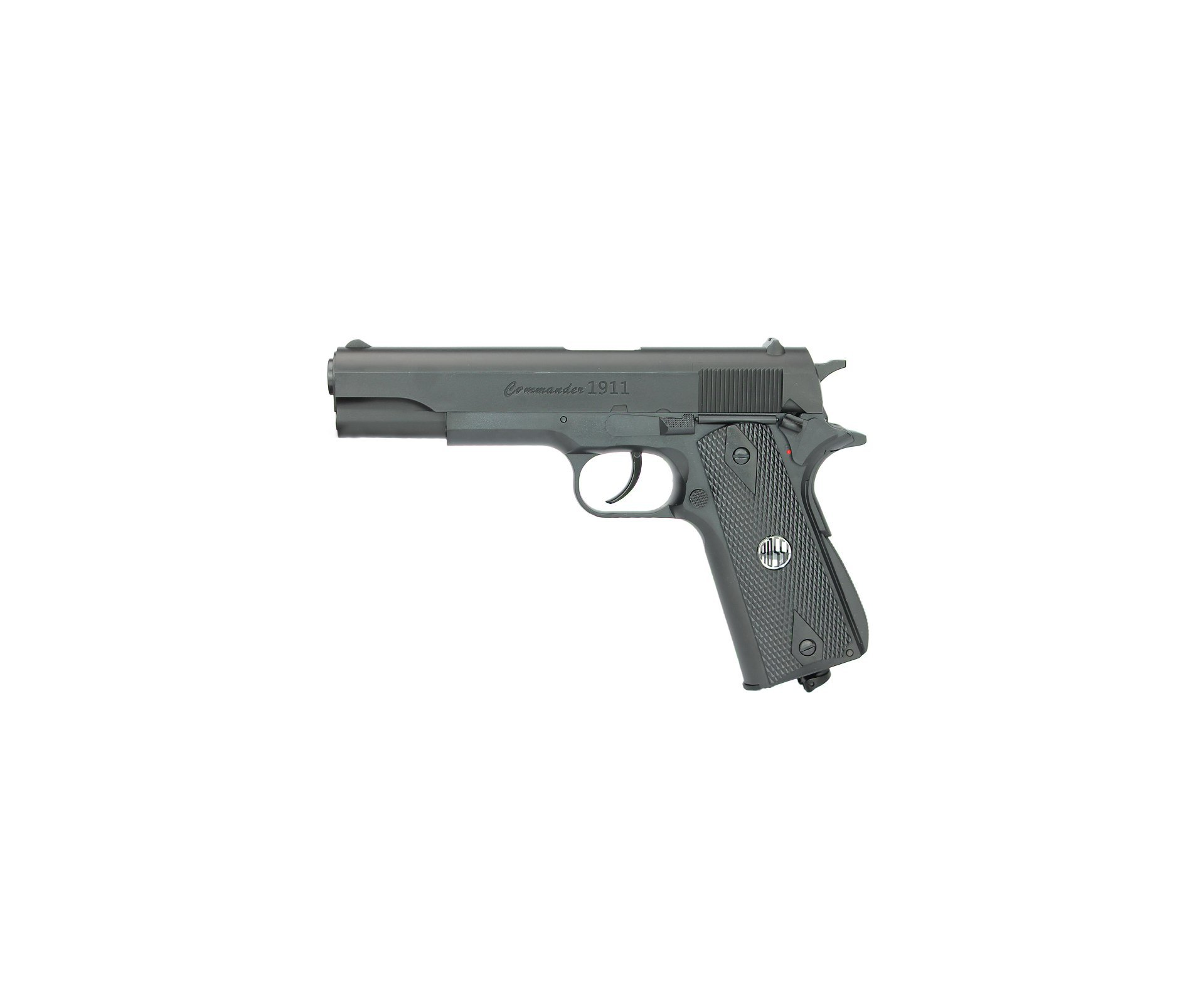 Pistola De Pressão Commander 1911 W125b Co2 Cal 4,5mm Win Gun Rossi