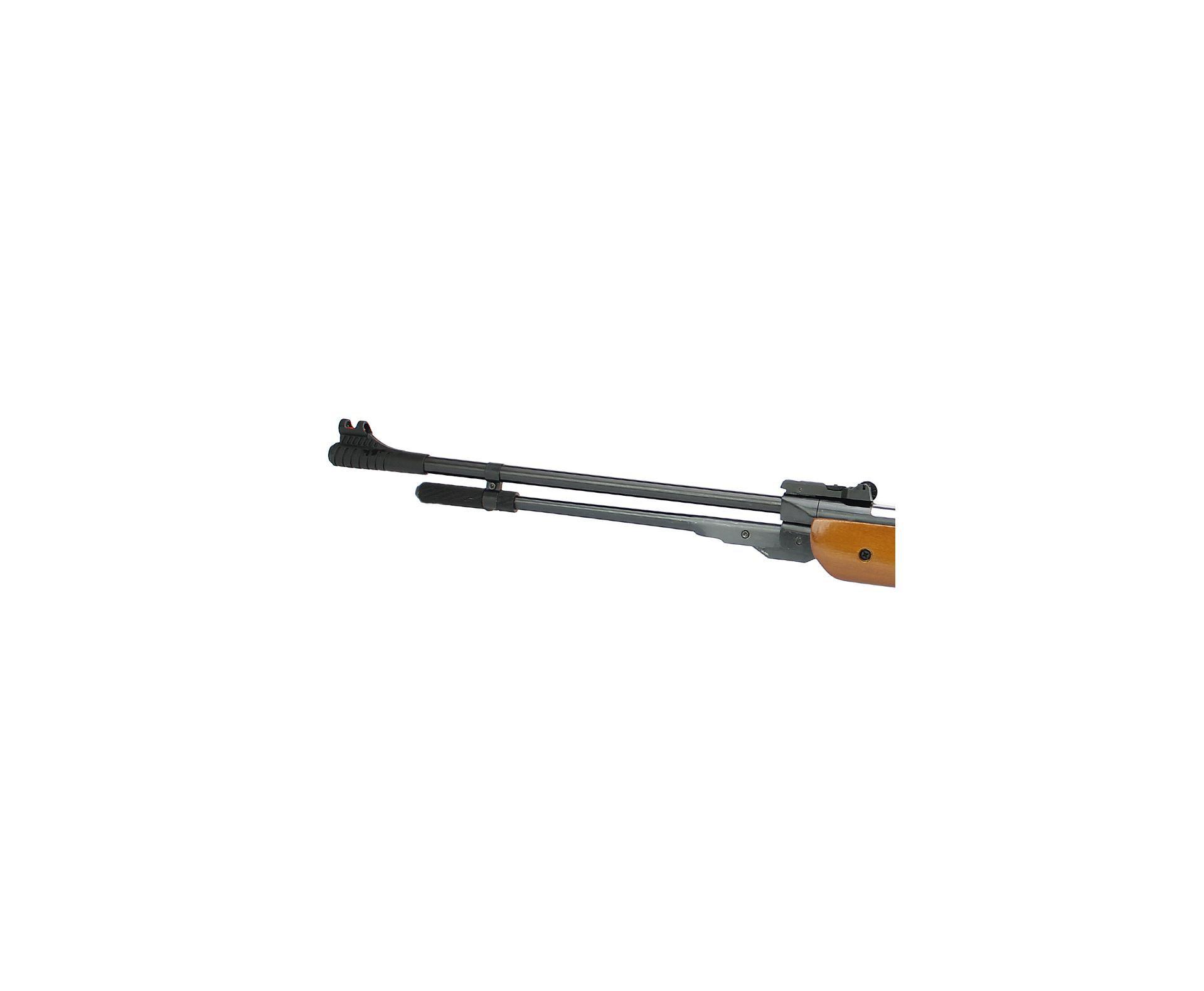 Carabina De Pressão West Nitro Power Cal 5,5 Gas Ram 50kg Spa Instalado Fxr Fixxar