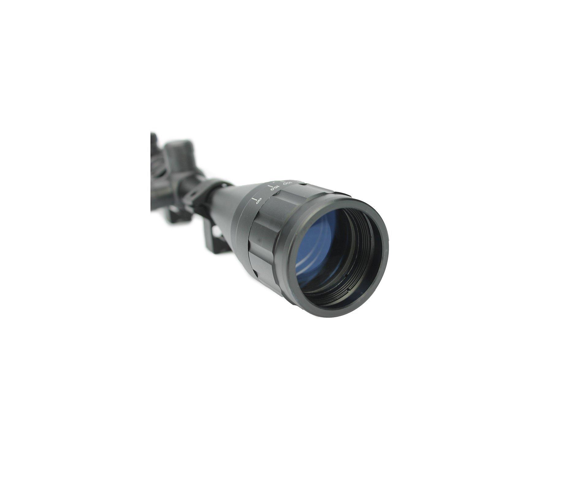 Luneta 3-9x40 Aoe Mil Dot E Paralax Mount 11mm Spa Artemis - Fxr