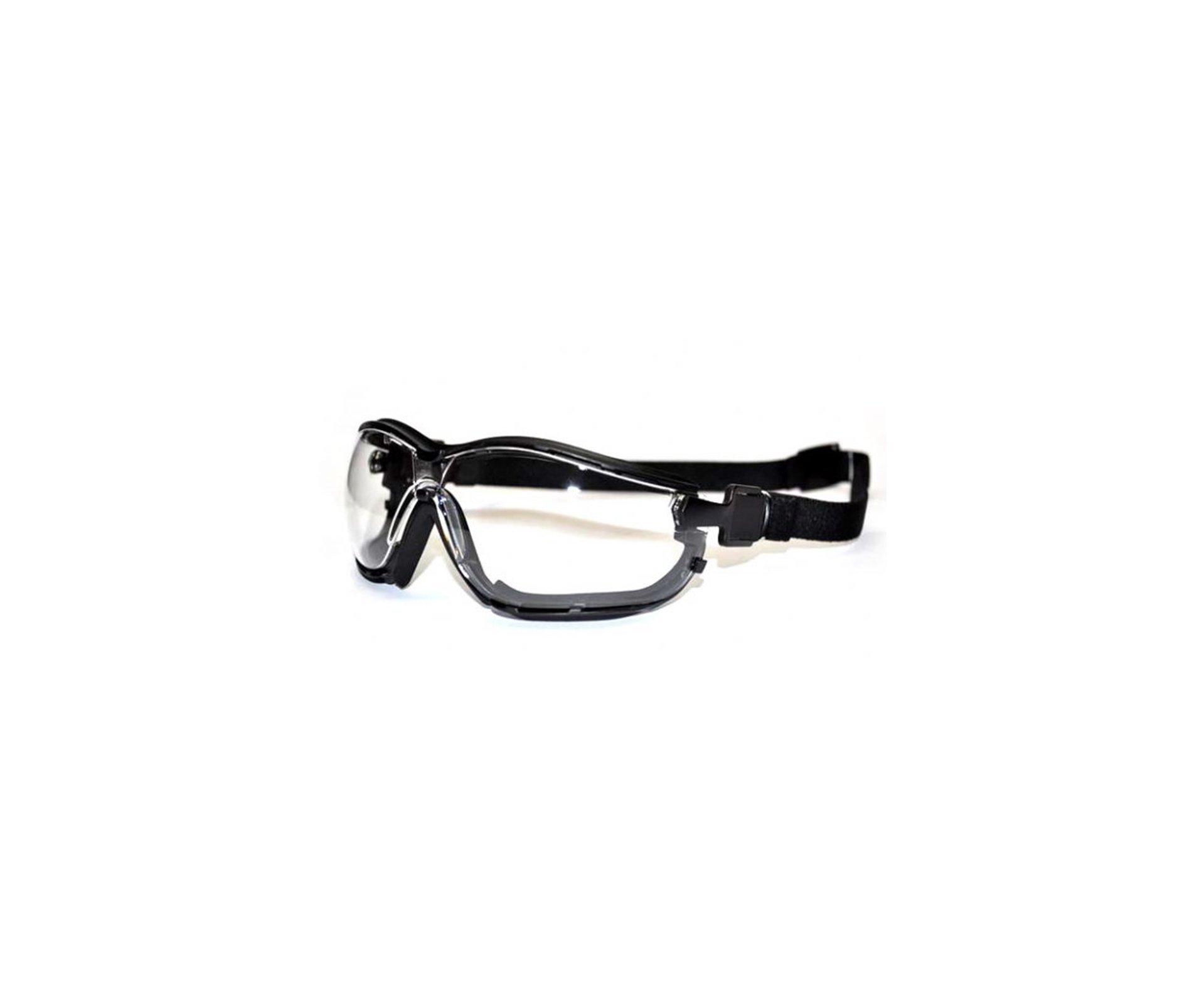 óculos De Proteção Para Airsoft Tahiti Incolor Af - Kalipso