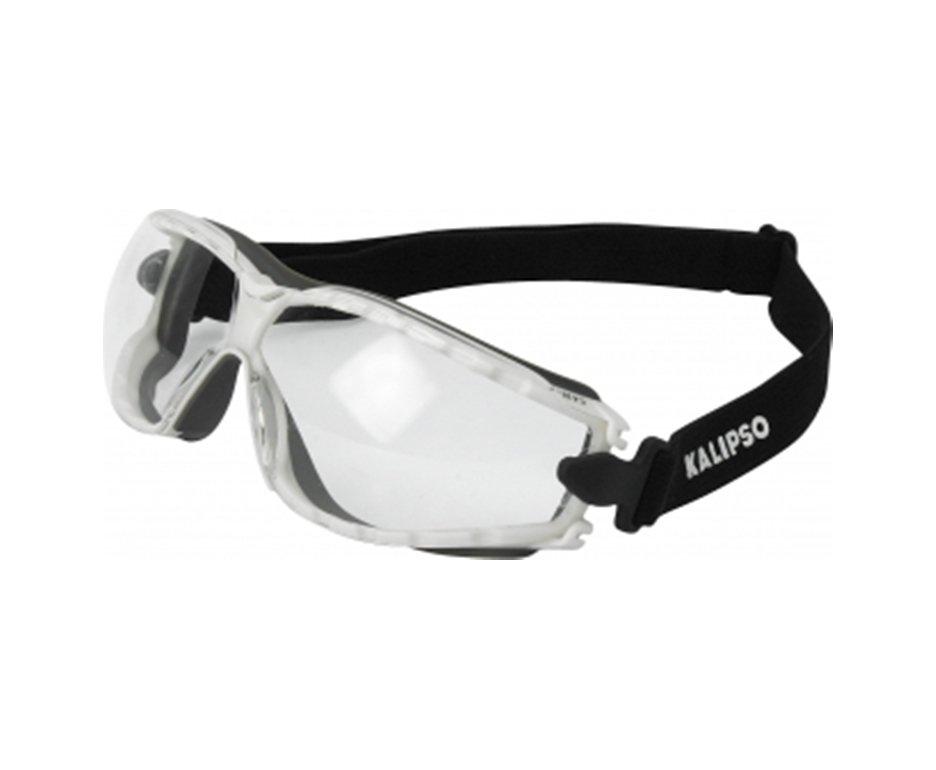 óculos De Proteção Para Airsoft Aruba Incolor Af - Kalipso