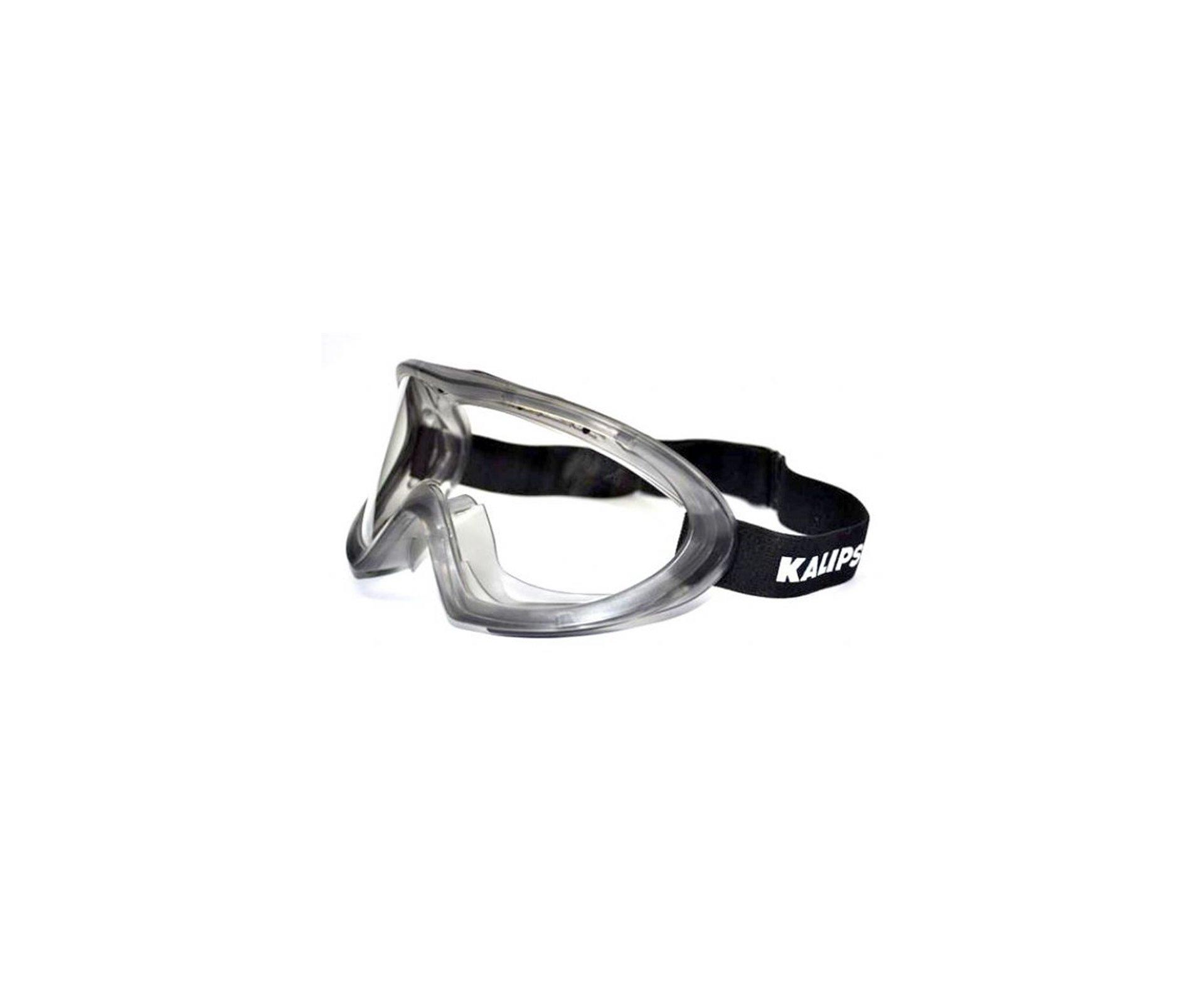 óculos De Proteção Para Airsoft Angra Incolor Af - Kalipso