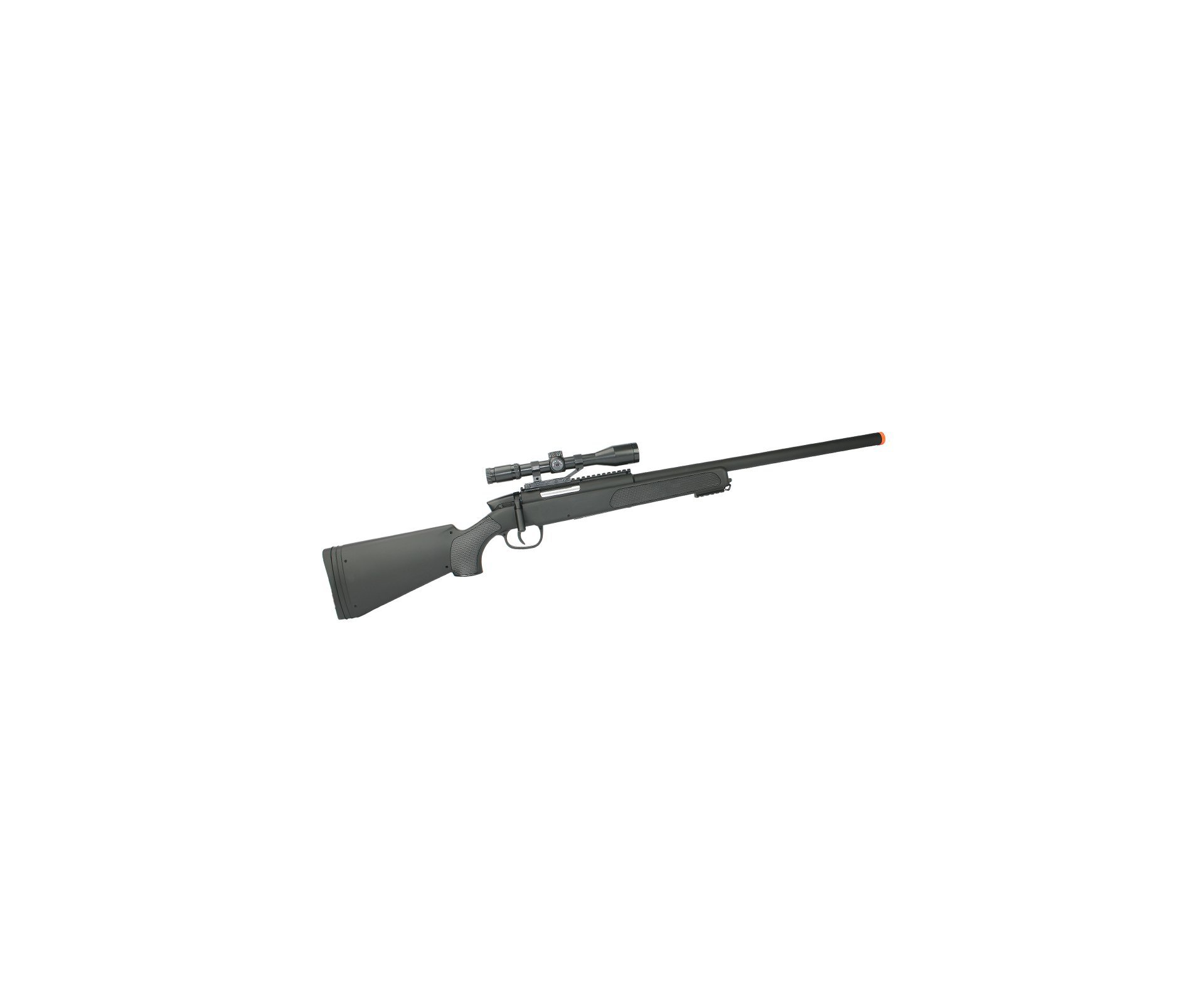 Rifle De Airsoft  Sniper Black Eagle M6 Spring 6,0mm - Swiss Arms