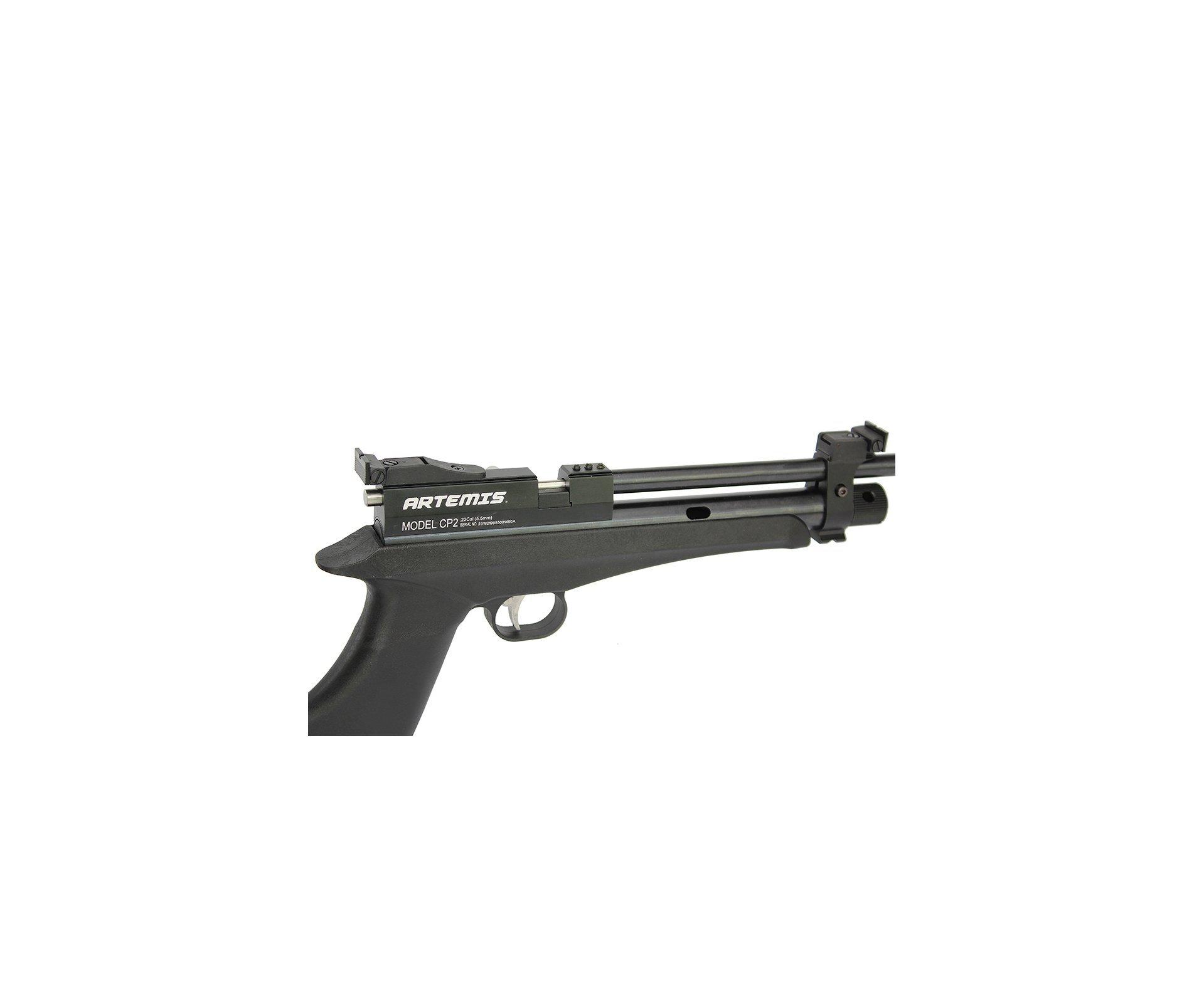 Carabina De Pressão Co2 Cp2 Hibrida Artemis 5,5mm