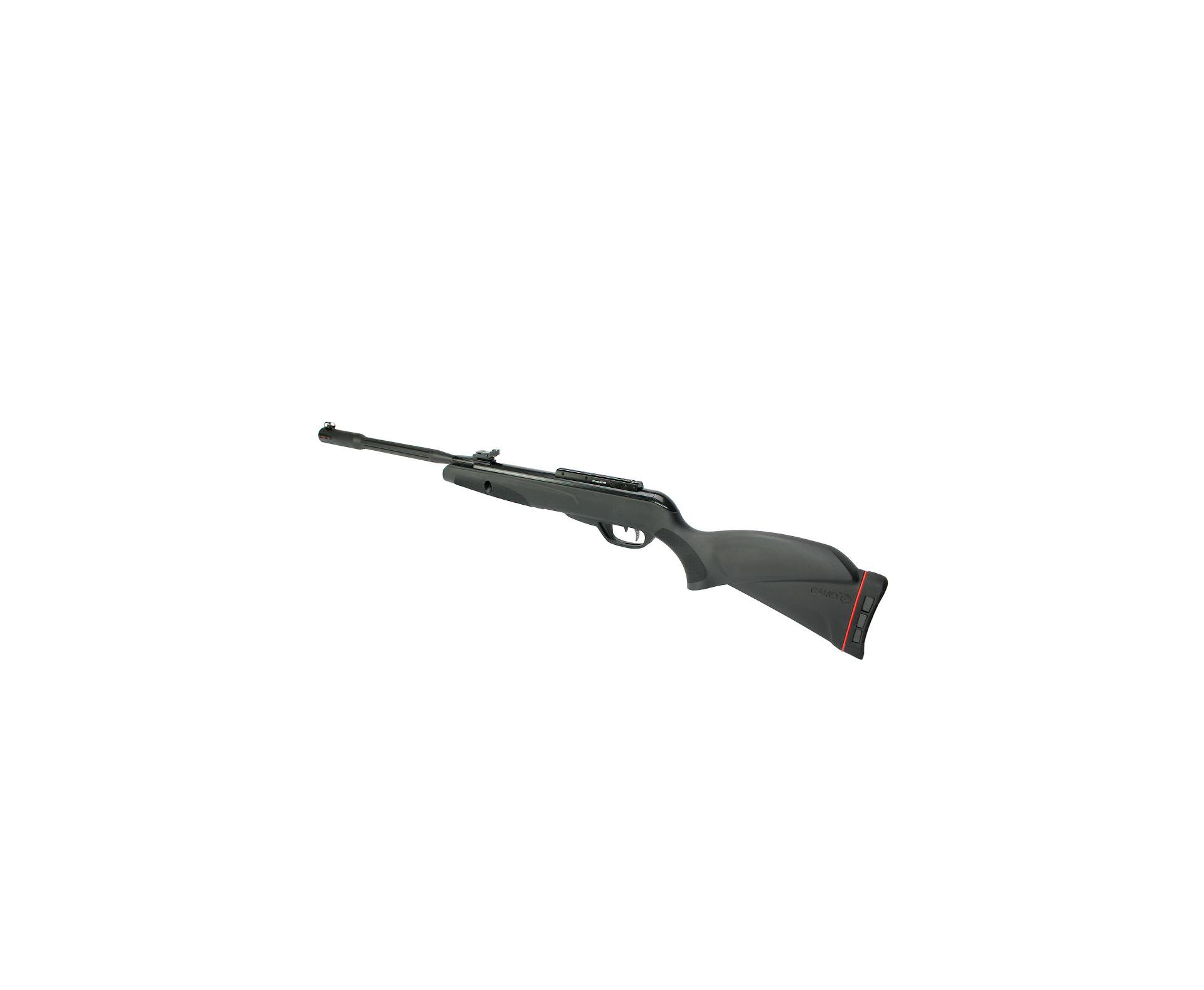 Carabina De Pressão Black Fusion Igt Mach 1 Gas Ram- Polimero Cal 4,5mm - Gamo