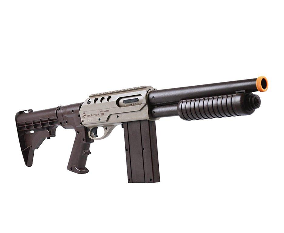 Rifle De Airsoft Pump Shotgun Crosman Ss01 6mm