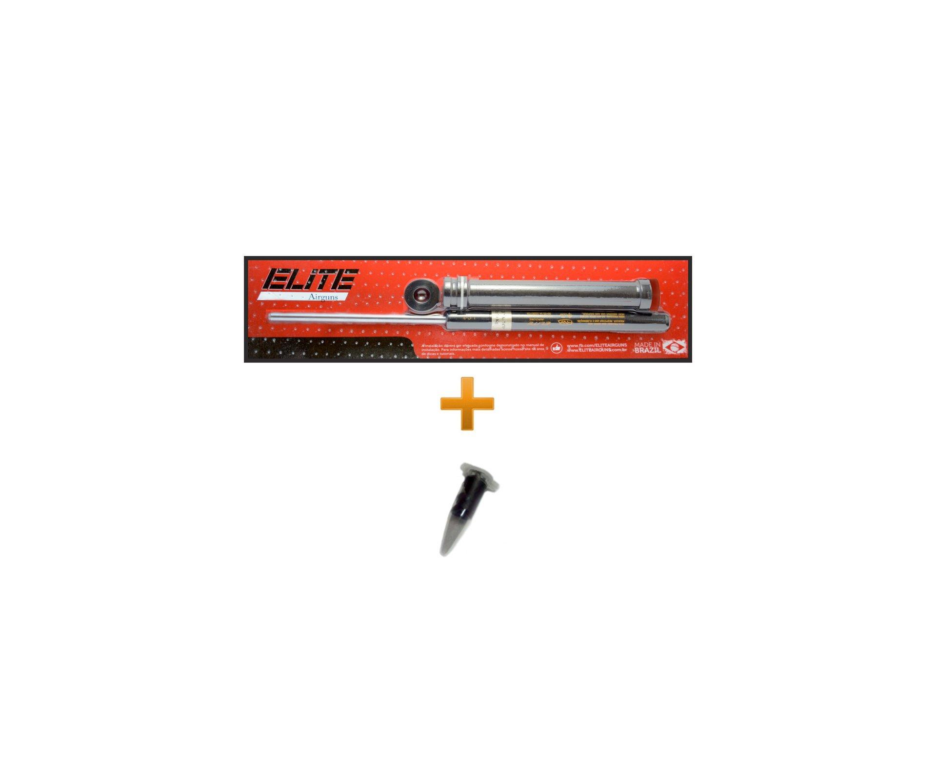 Kit Customização Advanced Bam B22 Gas Ram 75kg Elite Airguns