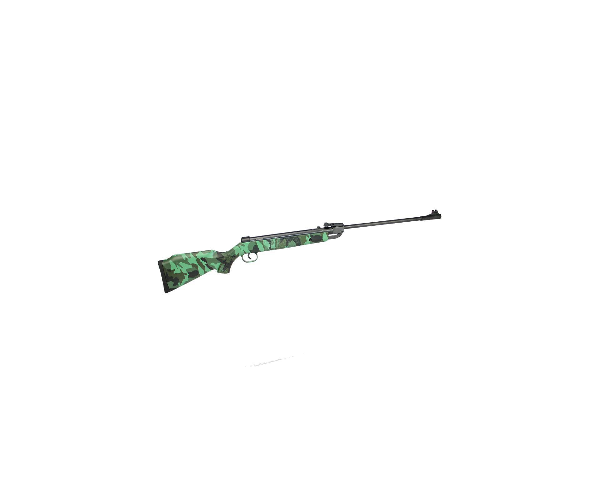 Carabina De Pressão Viper Camuflada Cal 5.5mm - Fixxar