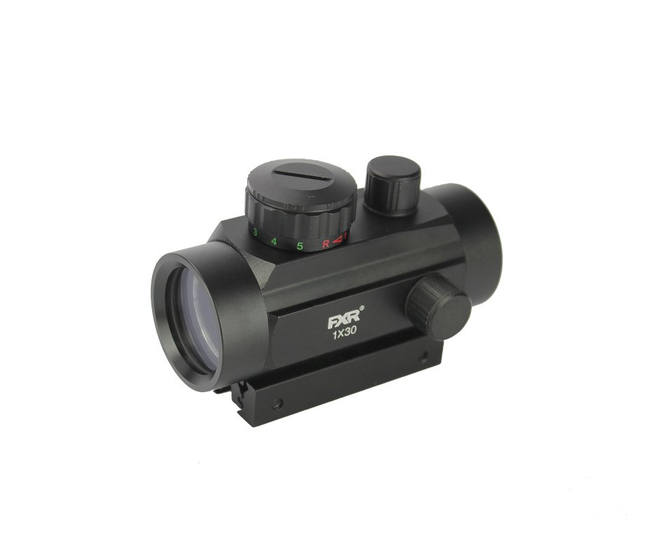 Red Dot 1x30 Mount 11/22mm - Fxr Army And Tactical