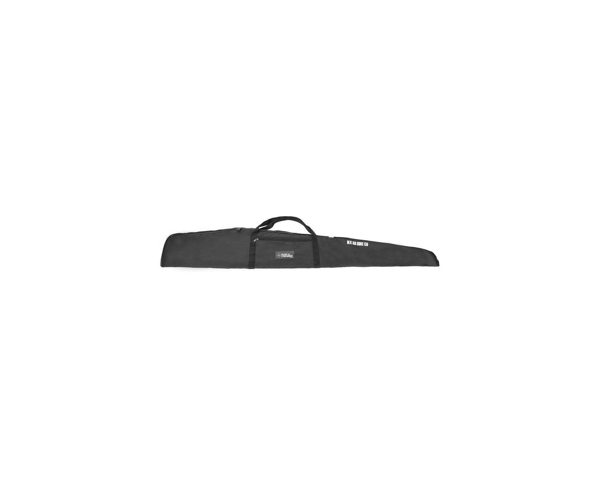 Carabina De Pressão Everest Black 4,5mm Gás Ram 60kg Qgk By Spa + Luneta 4x32 + Capa