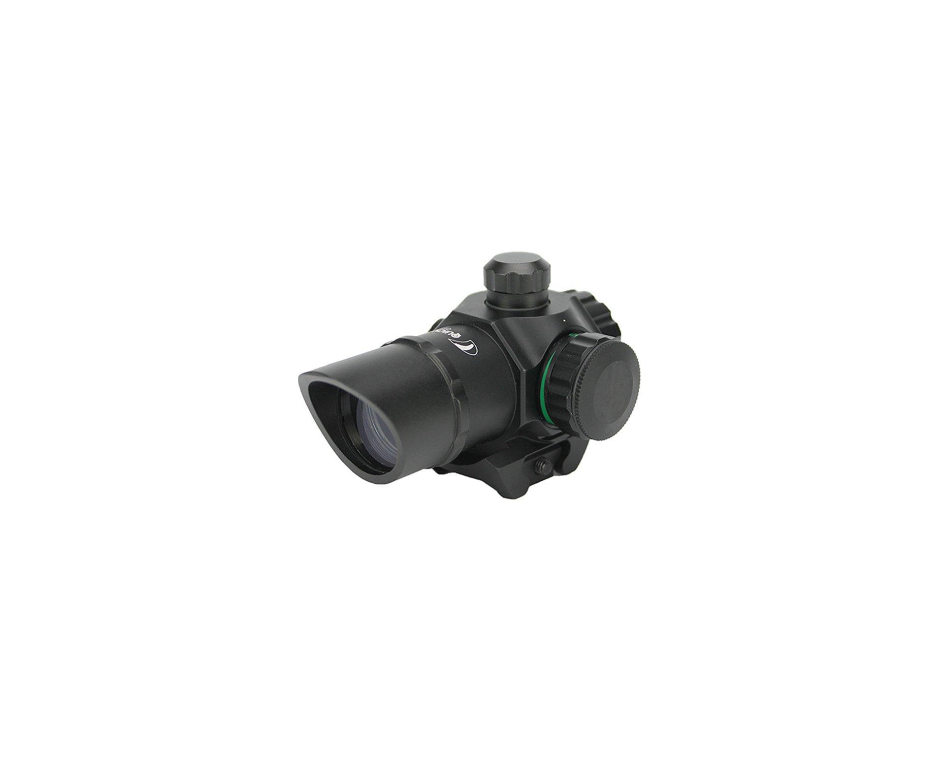 Red Dot 1x22 Trilho 22mm Retículo Iluminado - Quick Shot