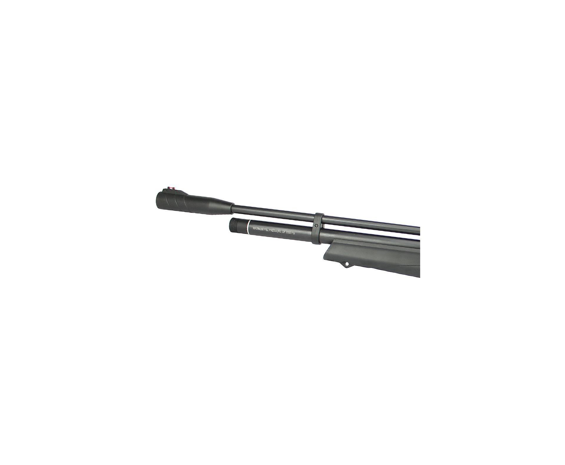 Carabina Pcp Beeman 1336 Qb Chief Polimero 10 Tiros 5,5mm - Rossi