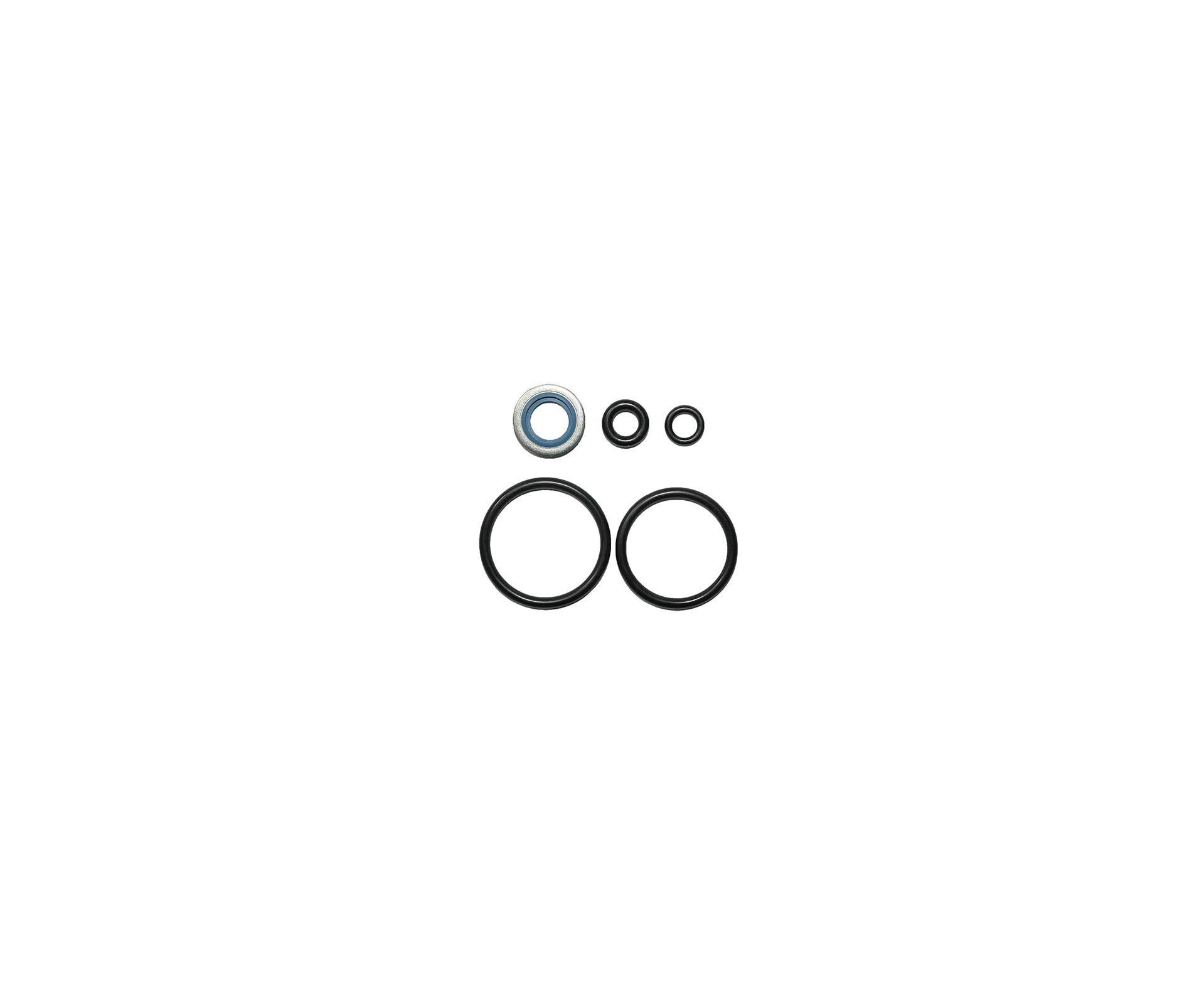 Jogo Anéis De Vedação P/ Bomba Pneumática Manual Hatsan - Rossi