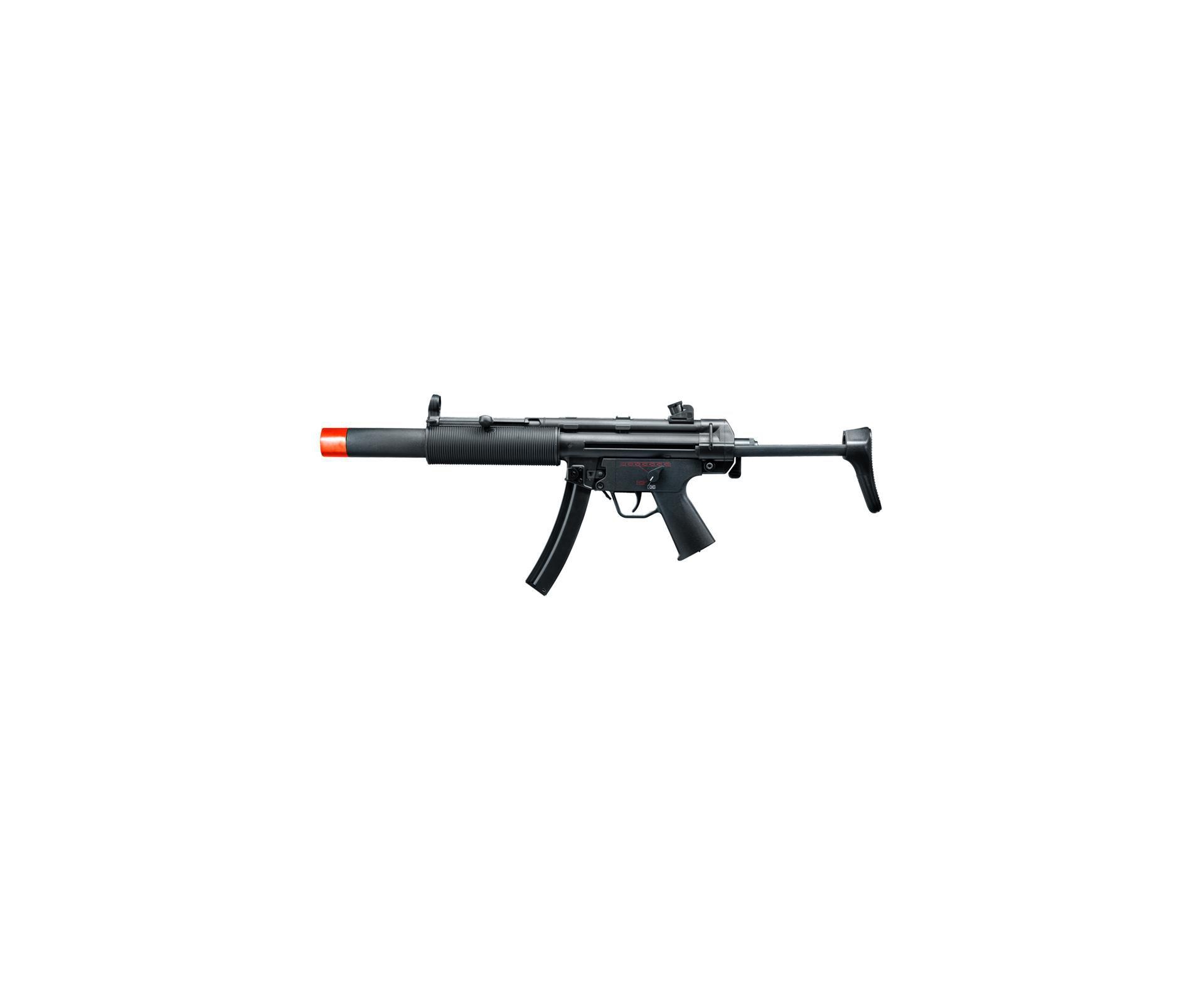 Rifle De Airsoft H&k Mp5 Sd6 Semi/metal Cal 6mm - Umarex