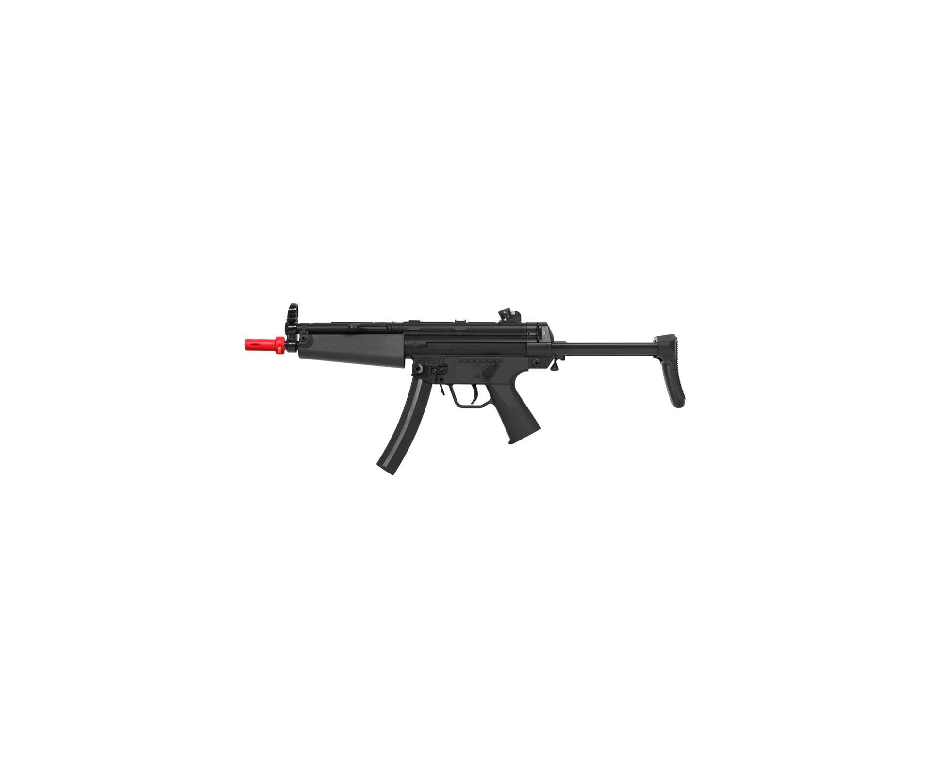 Rifle De Airsoft Mp5 A5 Semi/metal Cal 6mm - Umarex