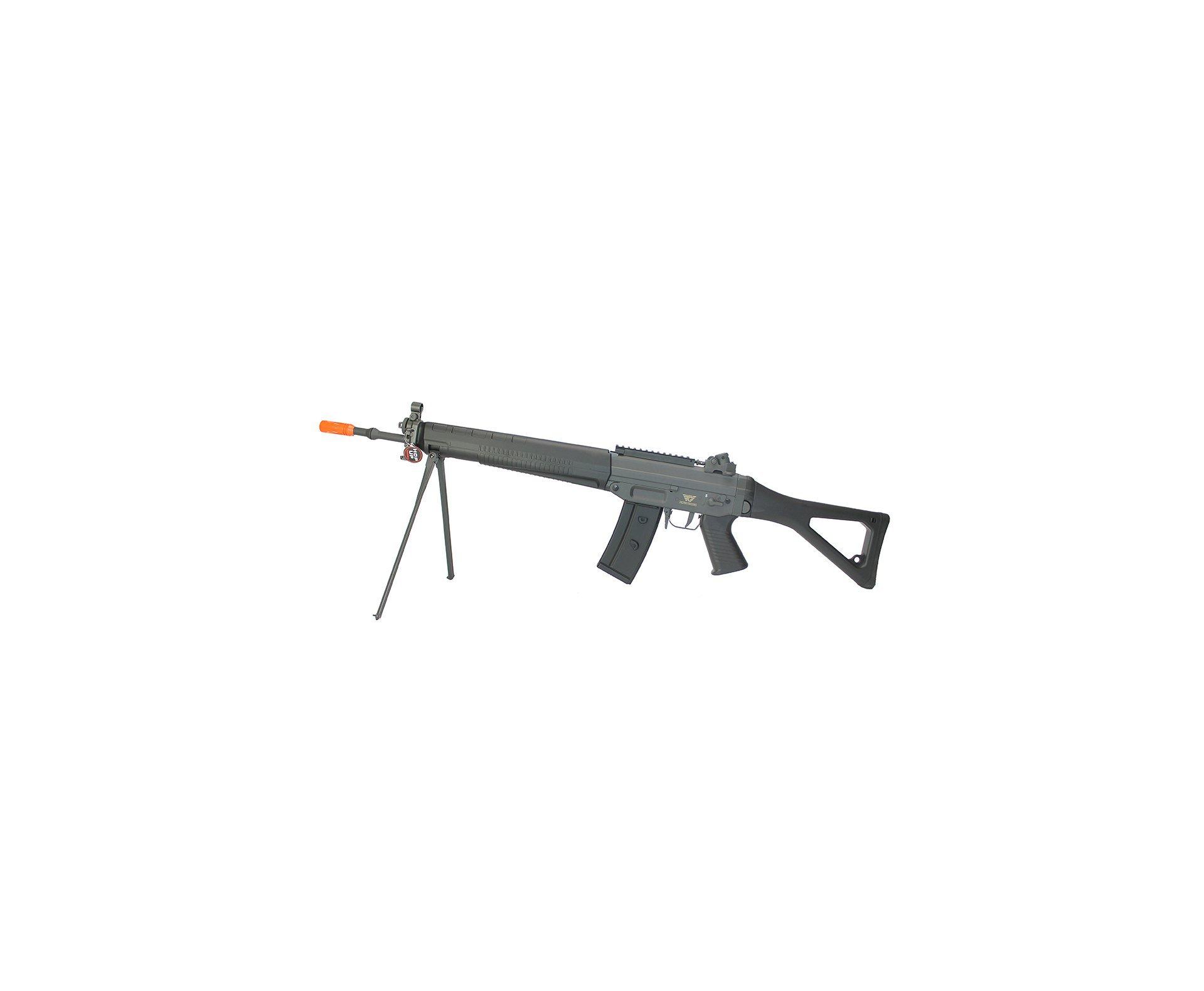 Rifle De Airsoft Seal Sig-080 S-550 Jing Gong Aeg Cal 6.0mm
