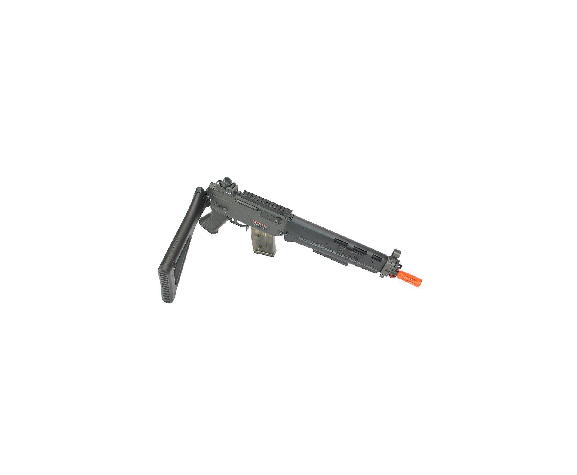 Rifle De Airsoft Sig-552 081-i Aeg Cal 6mm Jing Gong