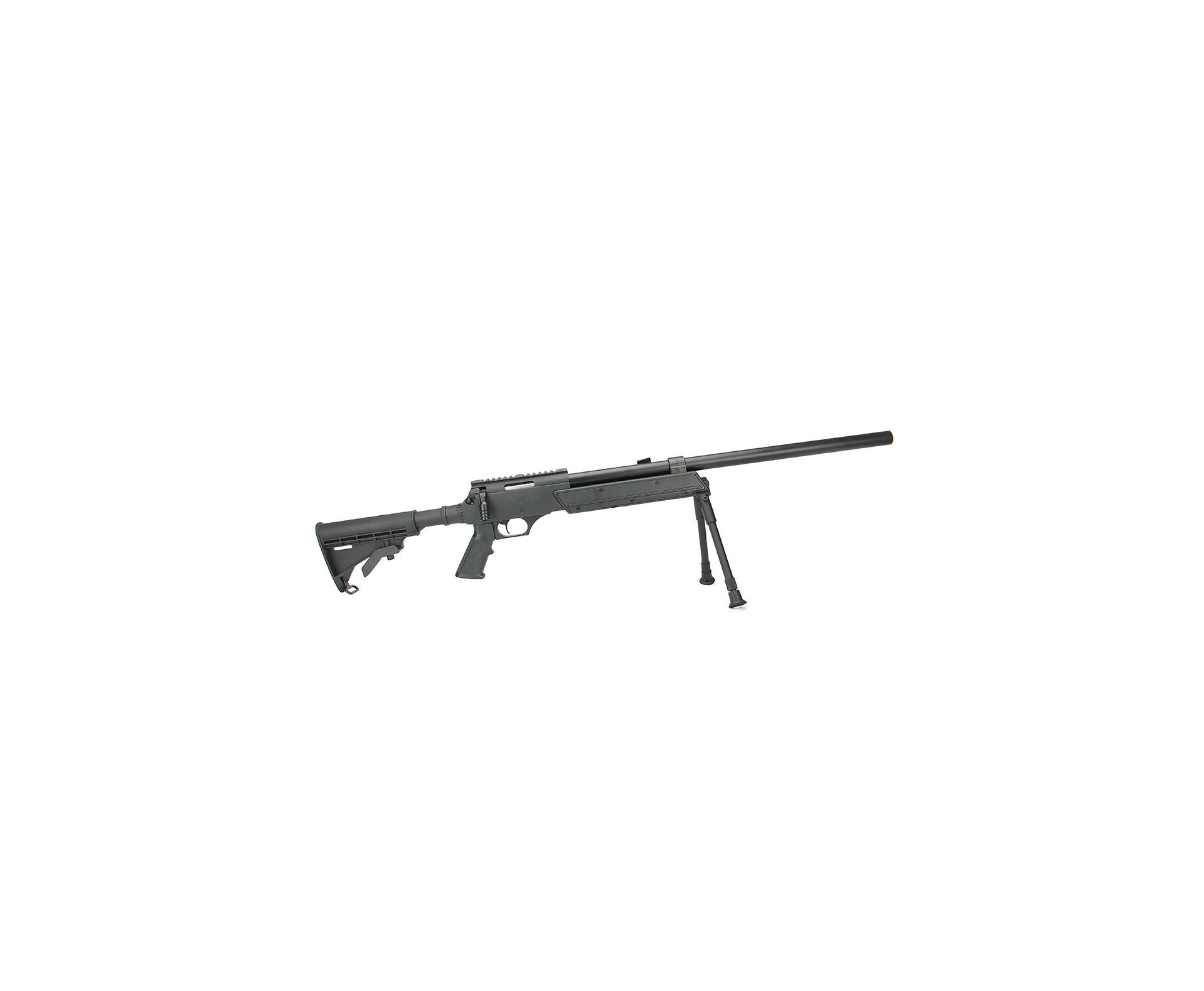 Rifle De Airsoft Sniper Sr Spring 6mm Sr-378sd Jing Gong