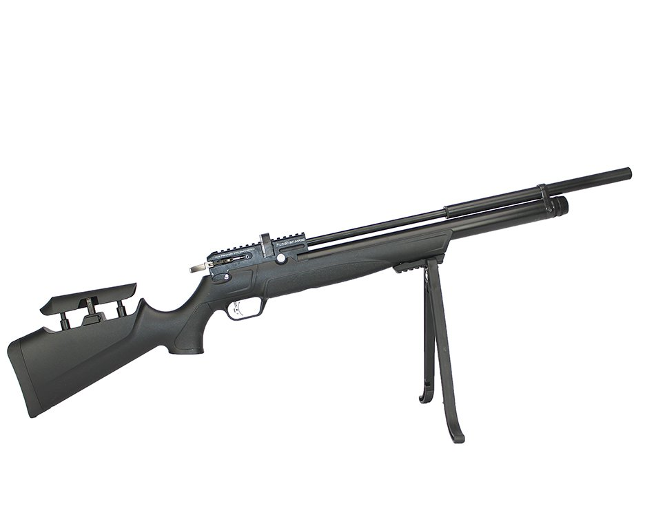 Carabina De Pressão Pcp Puncher Maxi S Silent 6.35mm Kral Arms