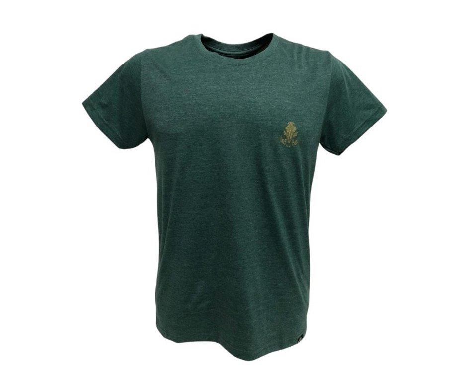 Camiseta Beardz Masculina Camo Duck Ts43