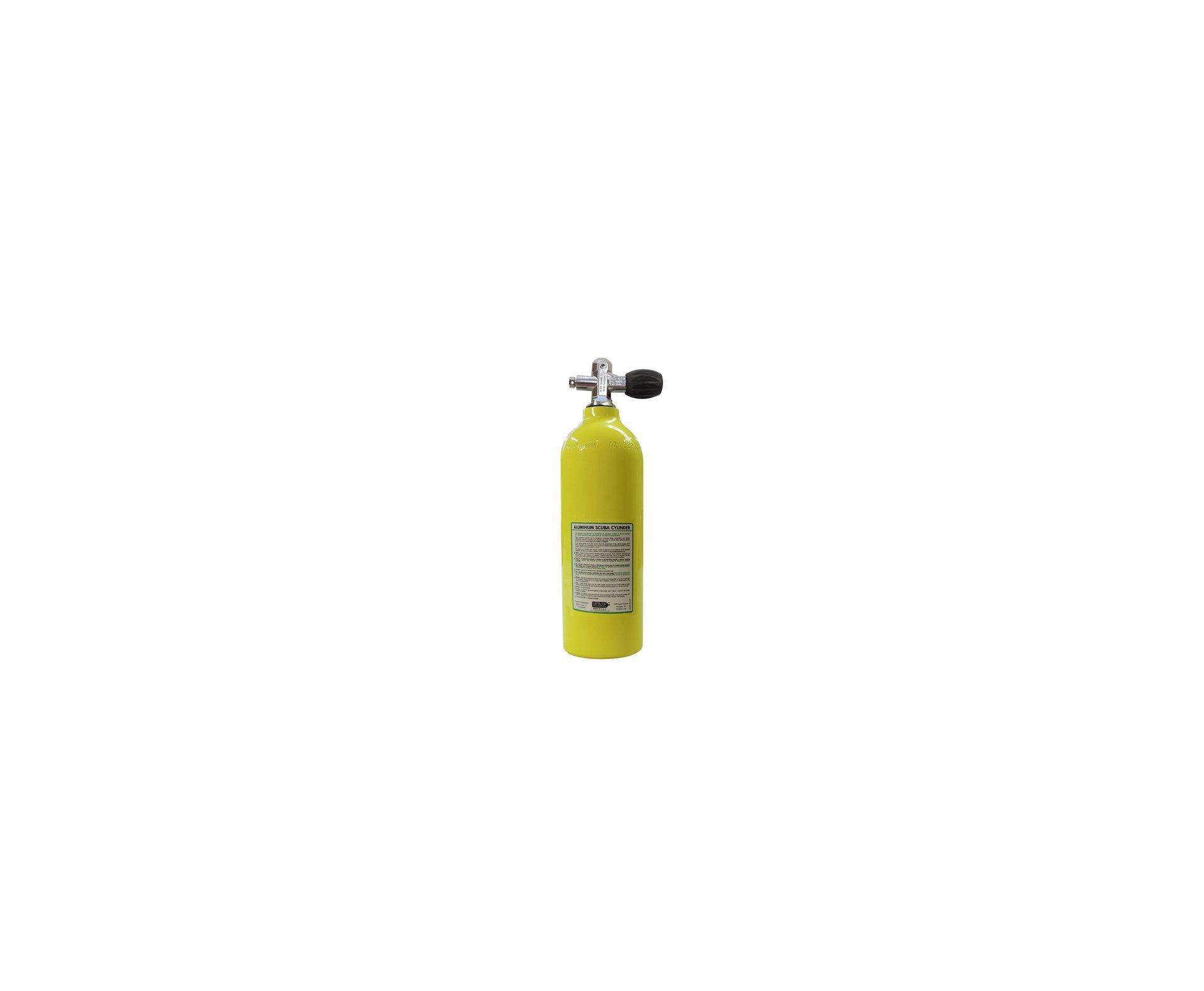Cilindro De Alumínio Scuba 1,9 Litros (200 Bar) + Válvula - Rossi