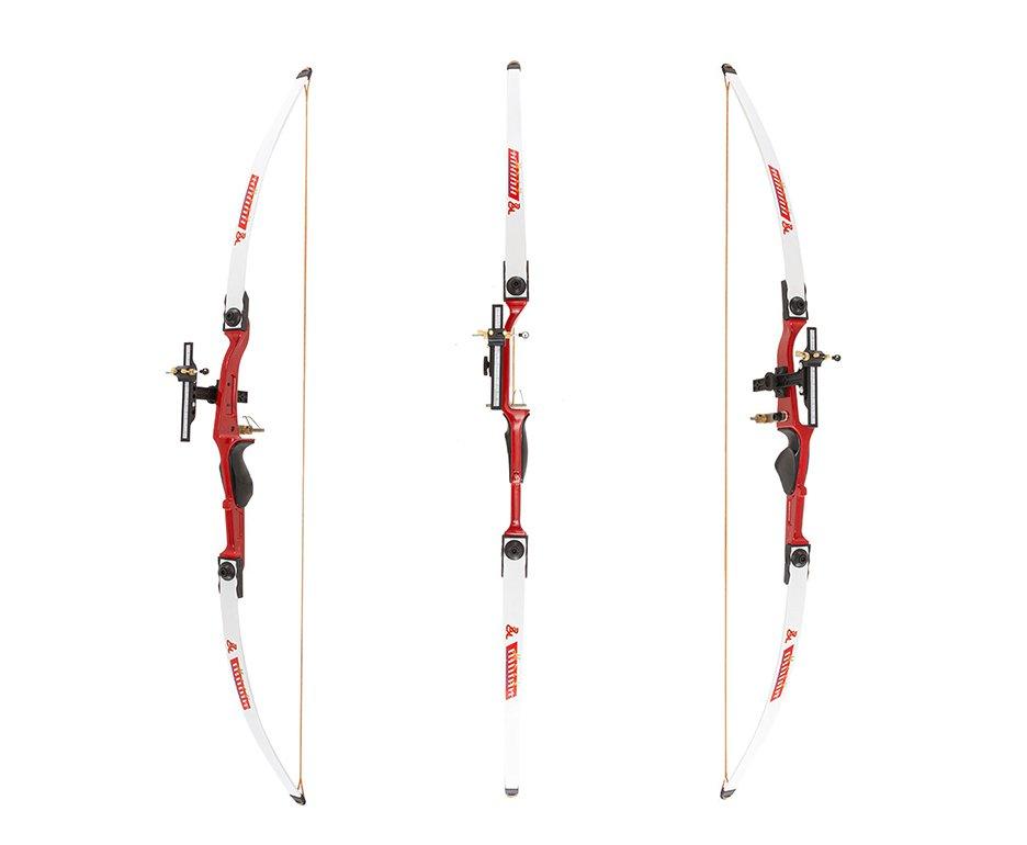 Arco Recurvo 22 Libras Vermelho (destro) Junxing