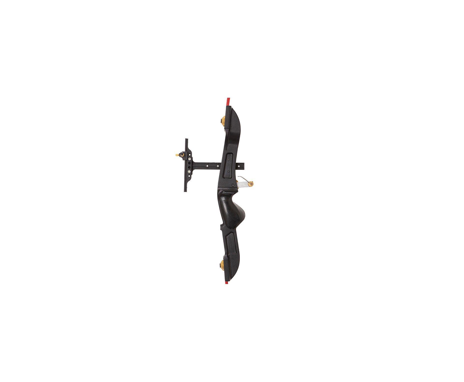 Arco Composto 48 Libras Preto E Vermelho (destro) Junxing