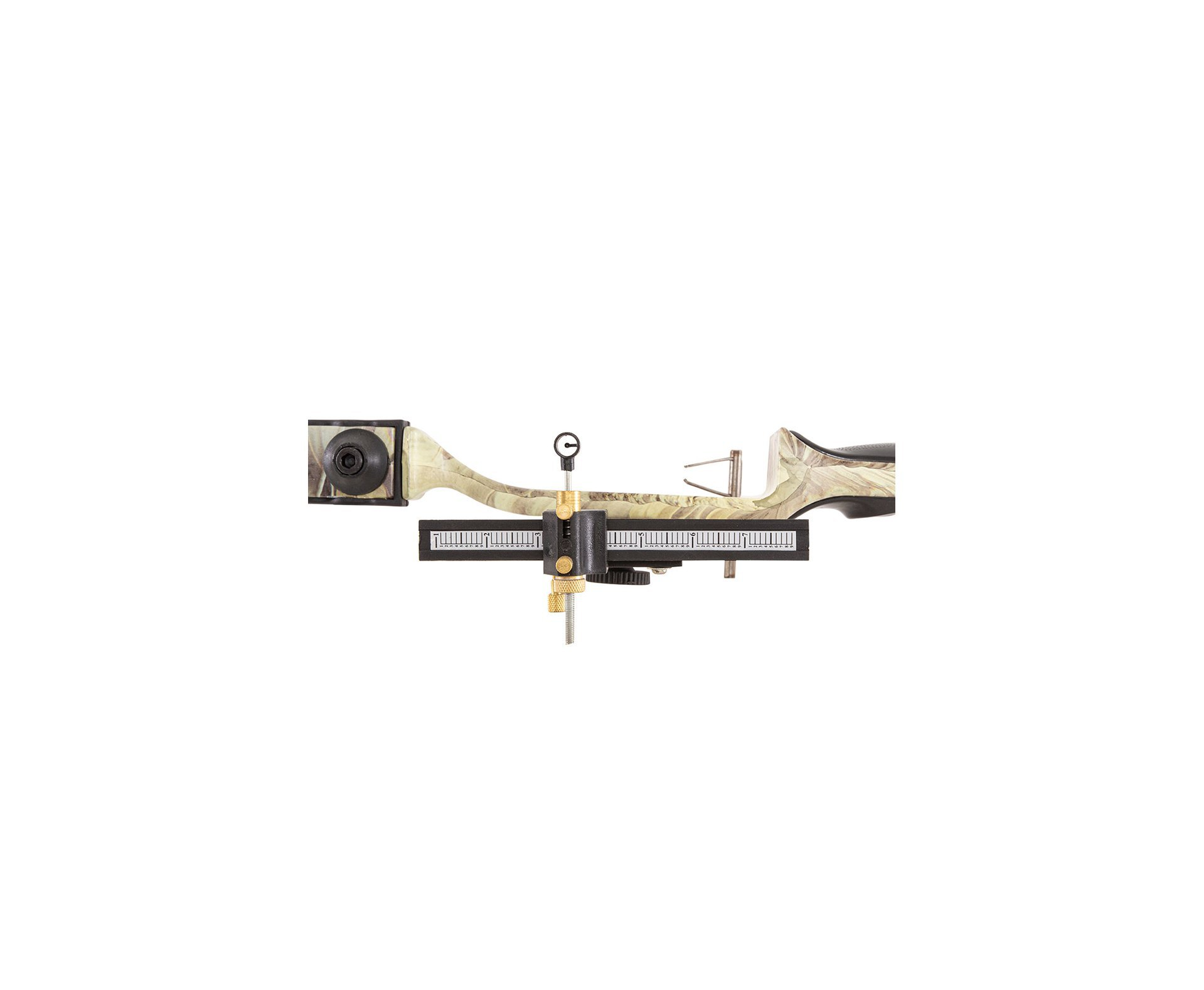 Arco Composto 48 Libras Camuflado (destro) Junxing