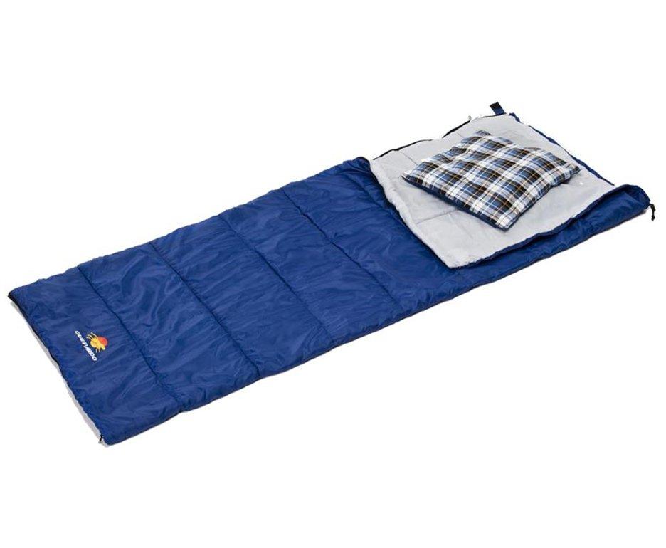 Saco De Dormir Com Travesseiro Sigma - Guepardo