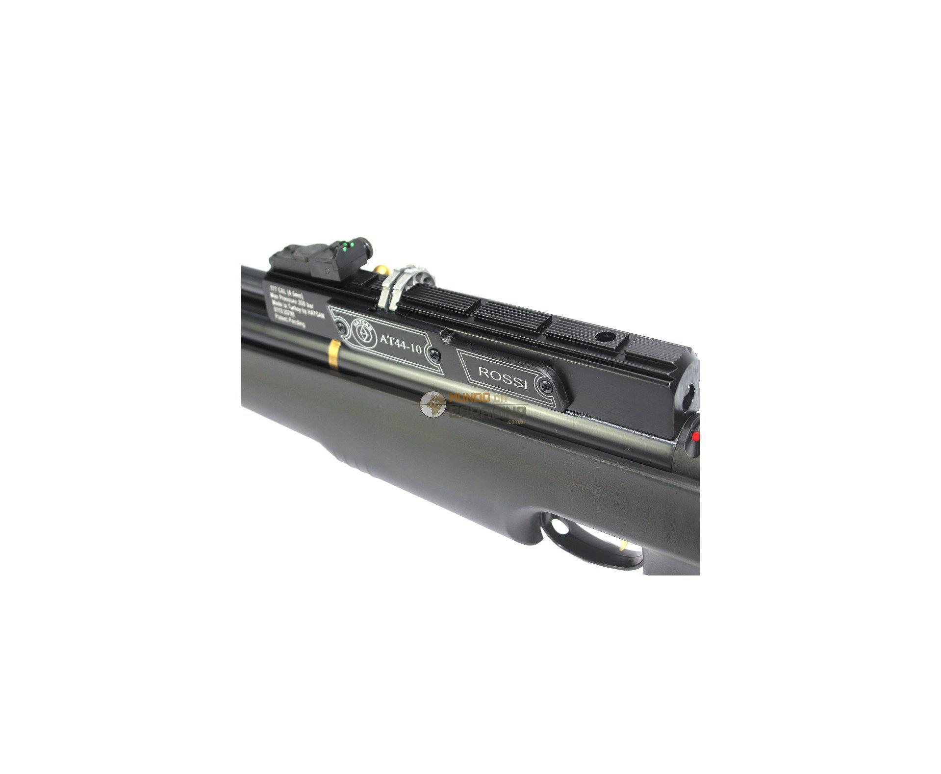 "Carabina De Pressão Hatsan Pcp At44-10 Cal 4,5mm + Capa 46"""