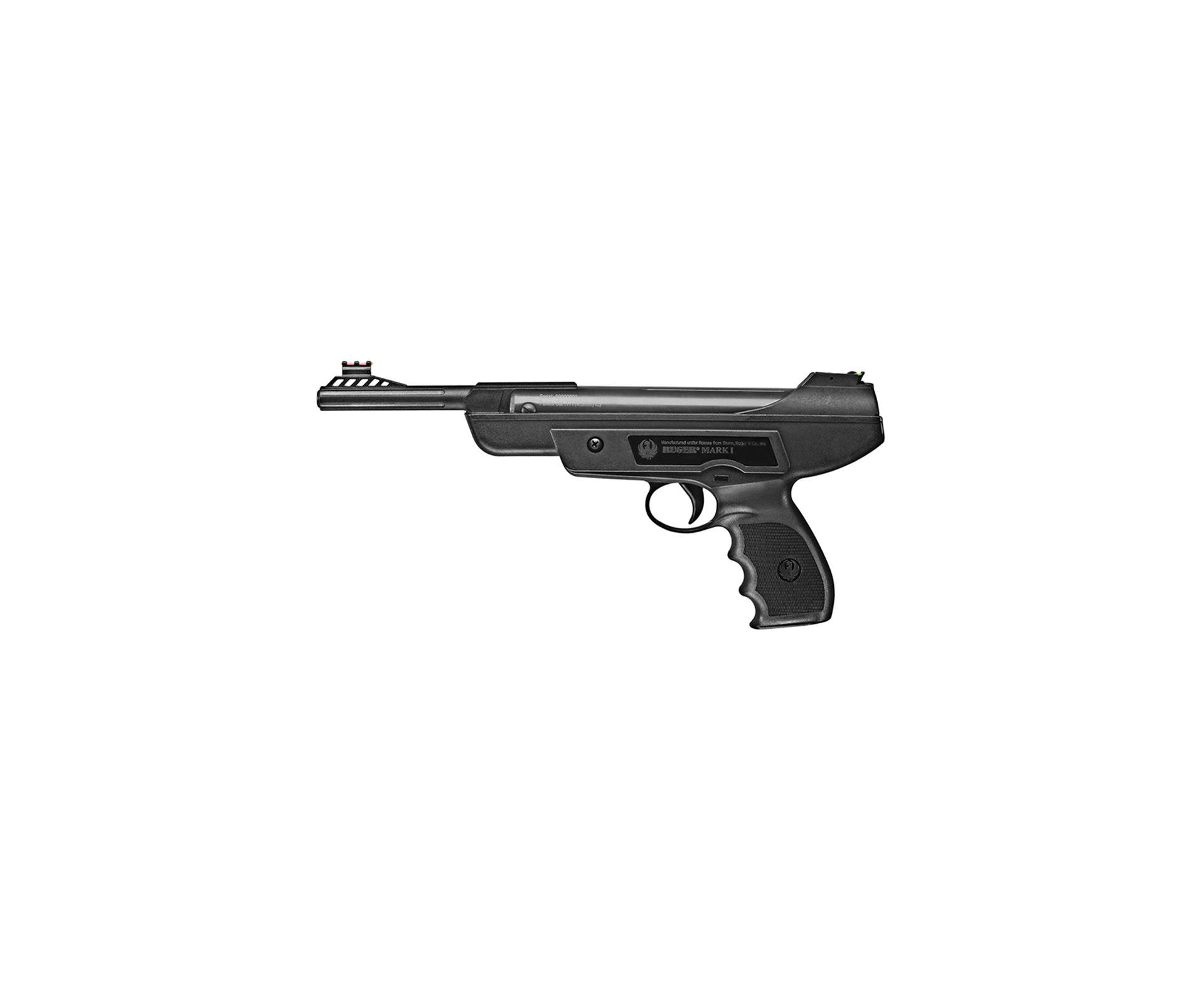 Pistola De Pressão Mark I Cal. 4,5mm - Ruger