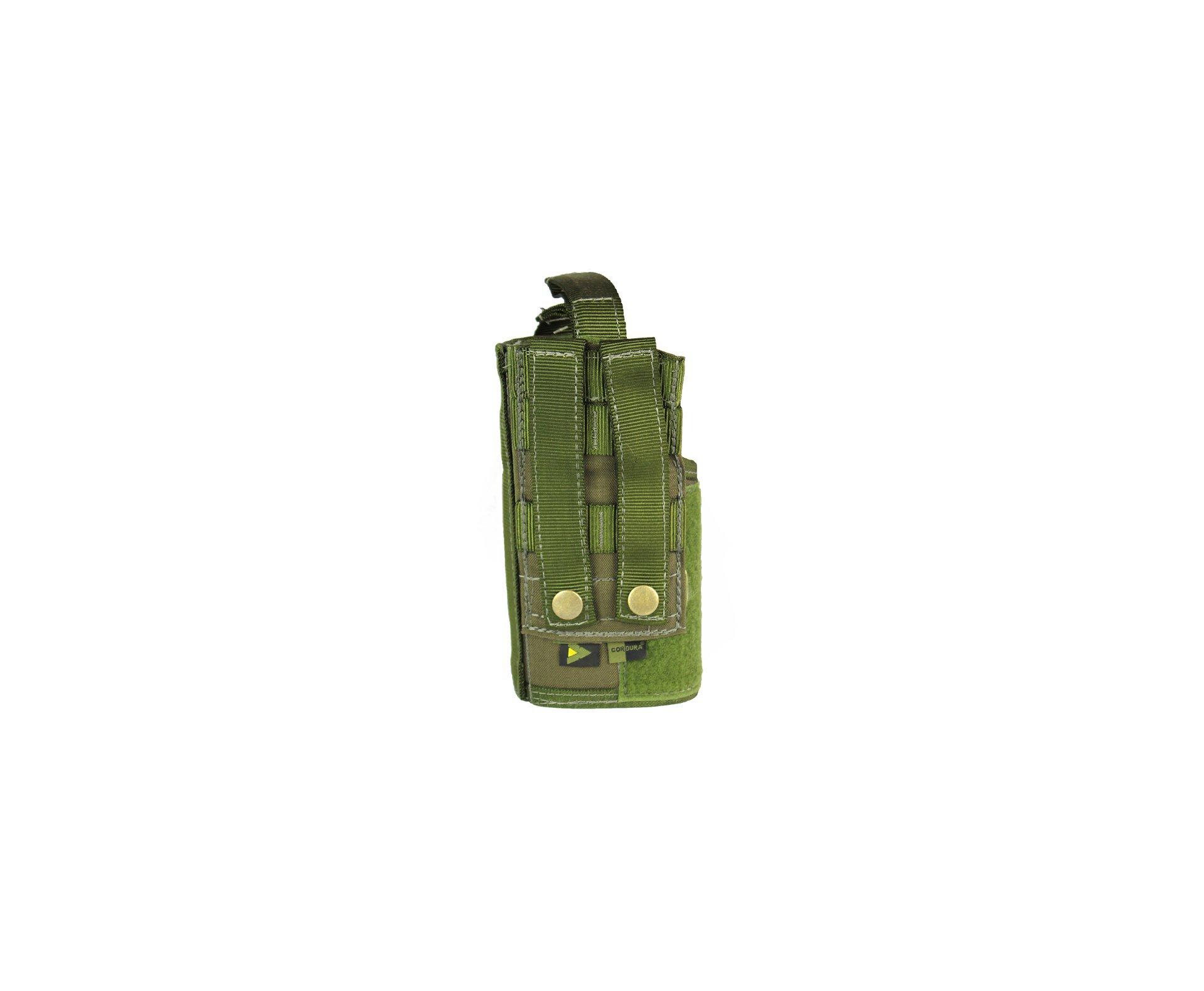 Coldre Tático Modular Verde Destro - Dacs