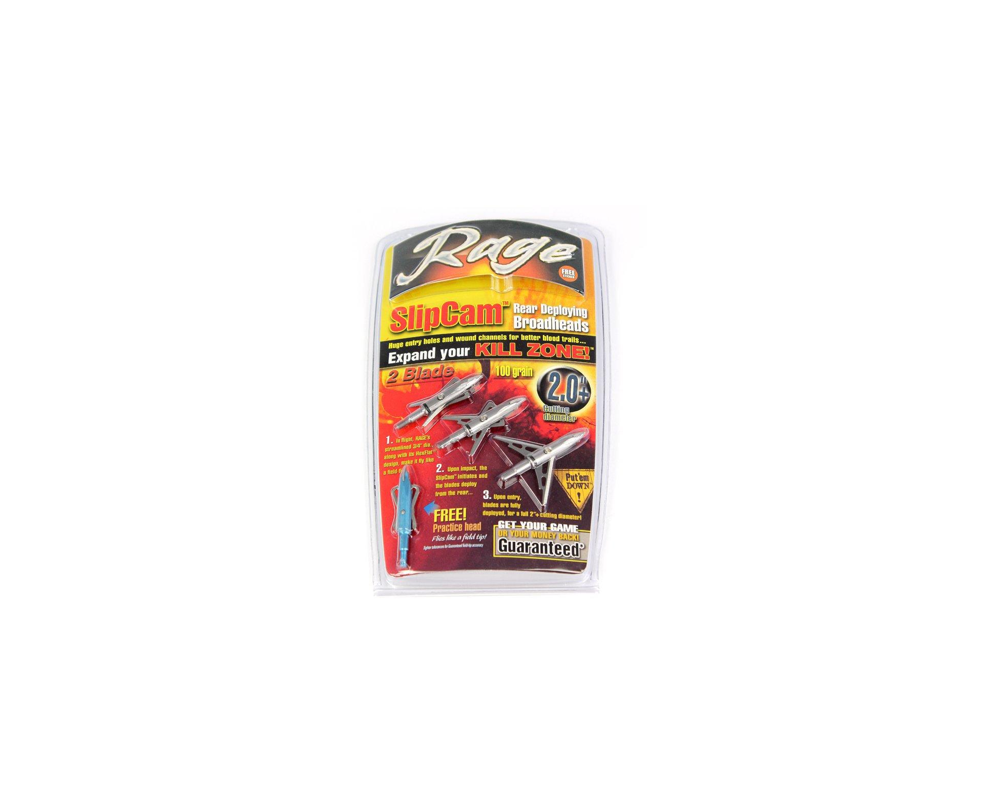 Ponteira Slipcam Rosqueável 2 Lâminas - Cartela Com 3 Ponteiras - Ar Mais