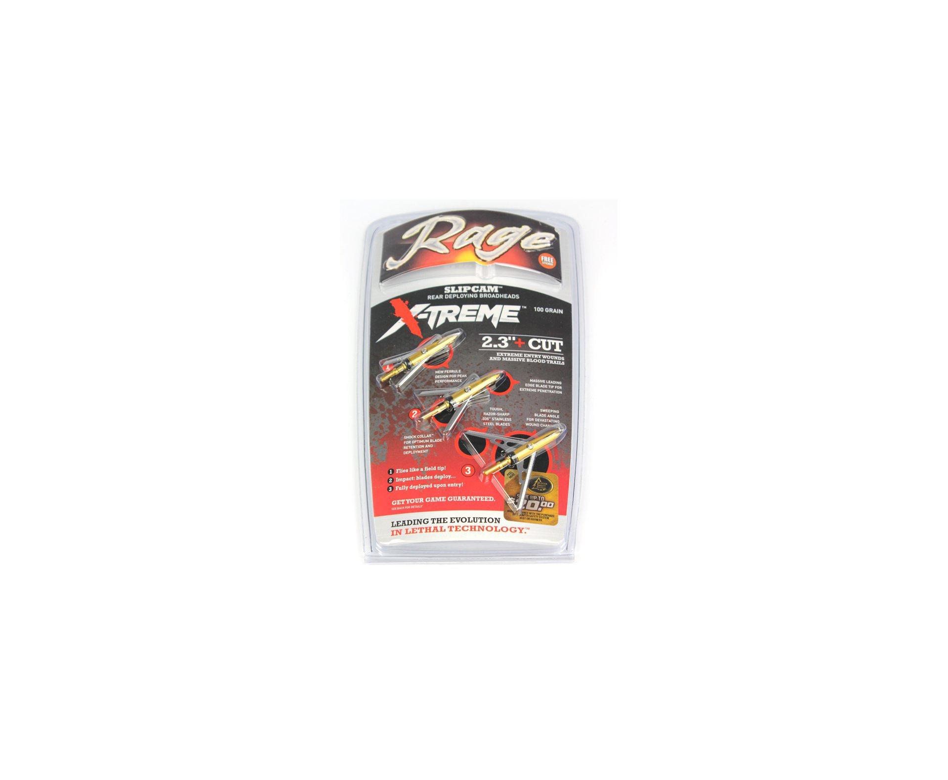 Ponteira Xtreme Rosqueável 2 Lâminas - Cartela Com 3 Ponteiras - Ar Mais