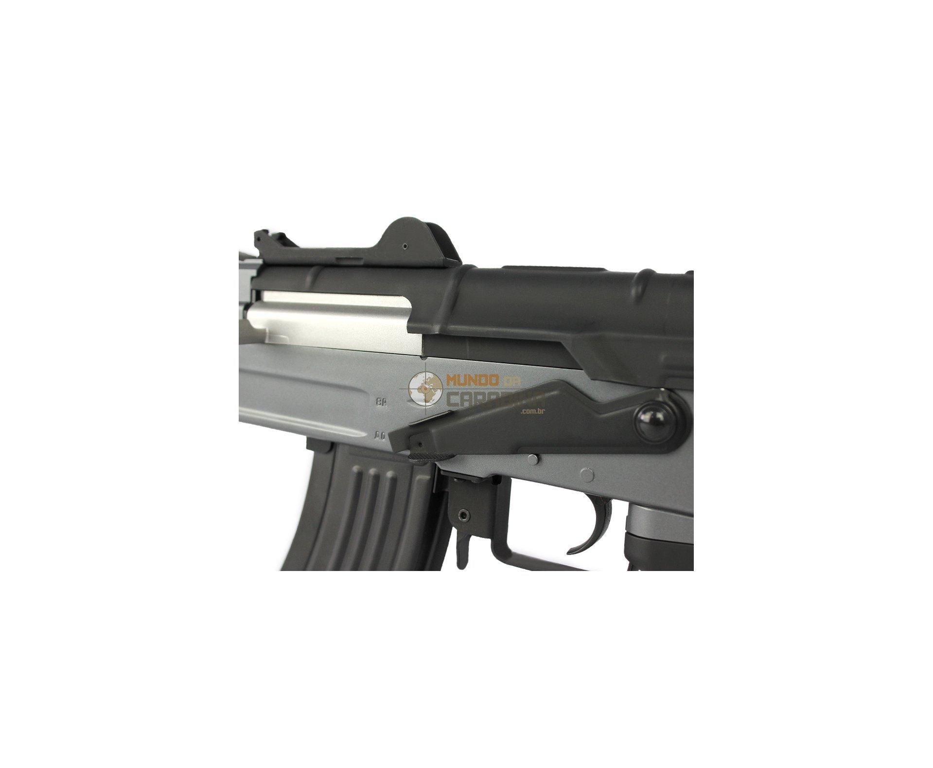 Rifle De Airsoft Ak Spetsnaz - Cal 6.0mm - Cyma